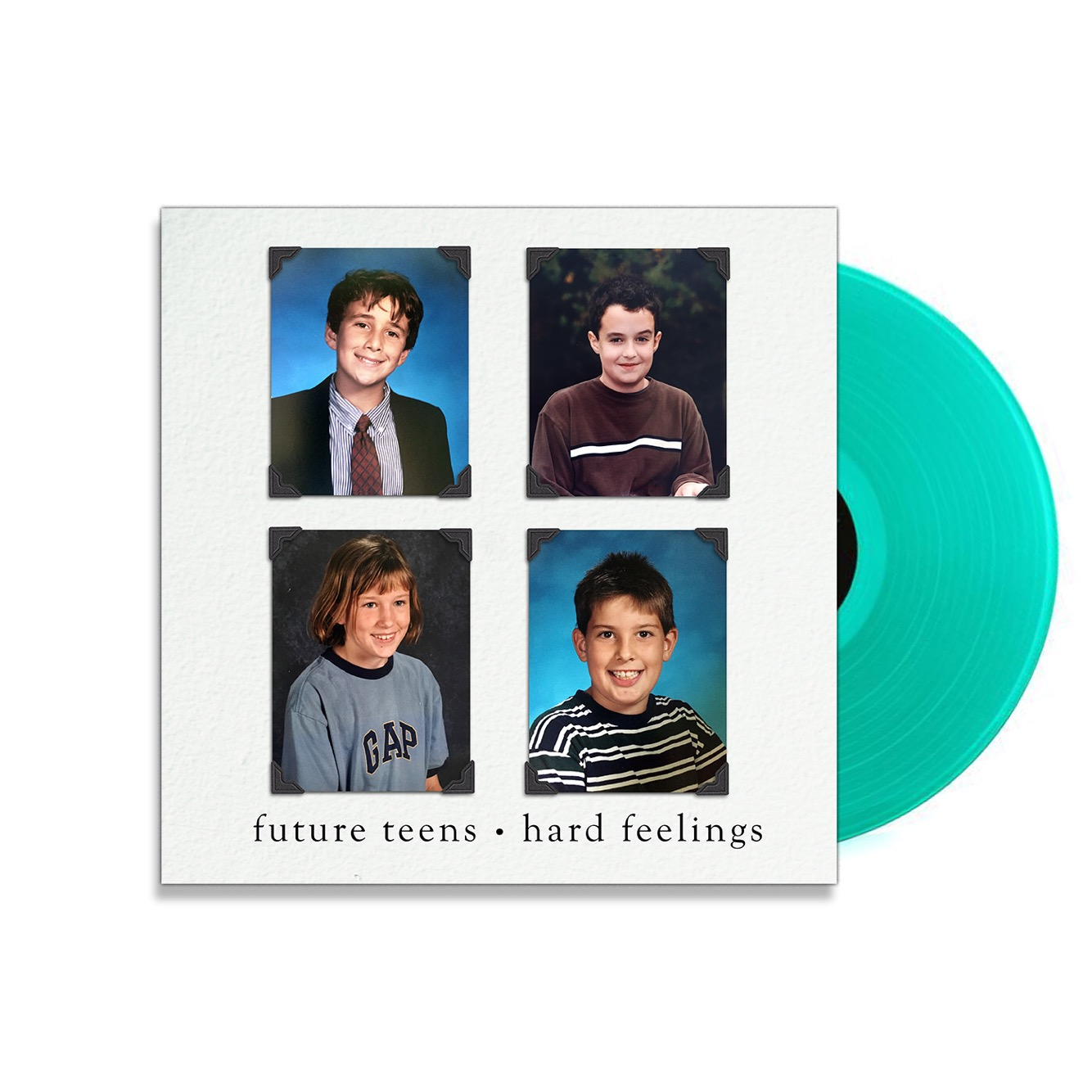 Hard Feelings  Vinyl Pressing Available through  Take This To Heart Records  / Co-released with Pine Box Records