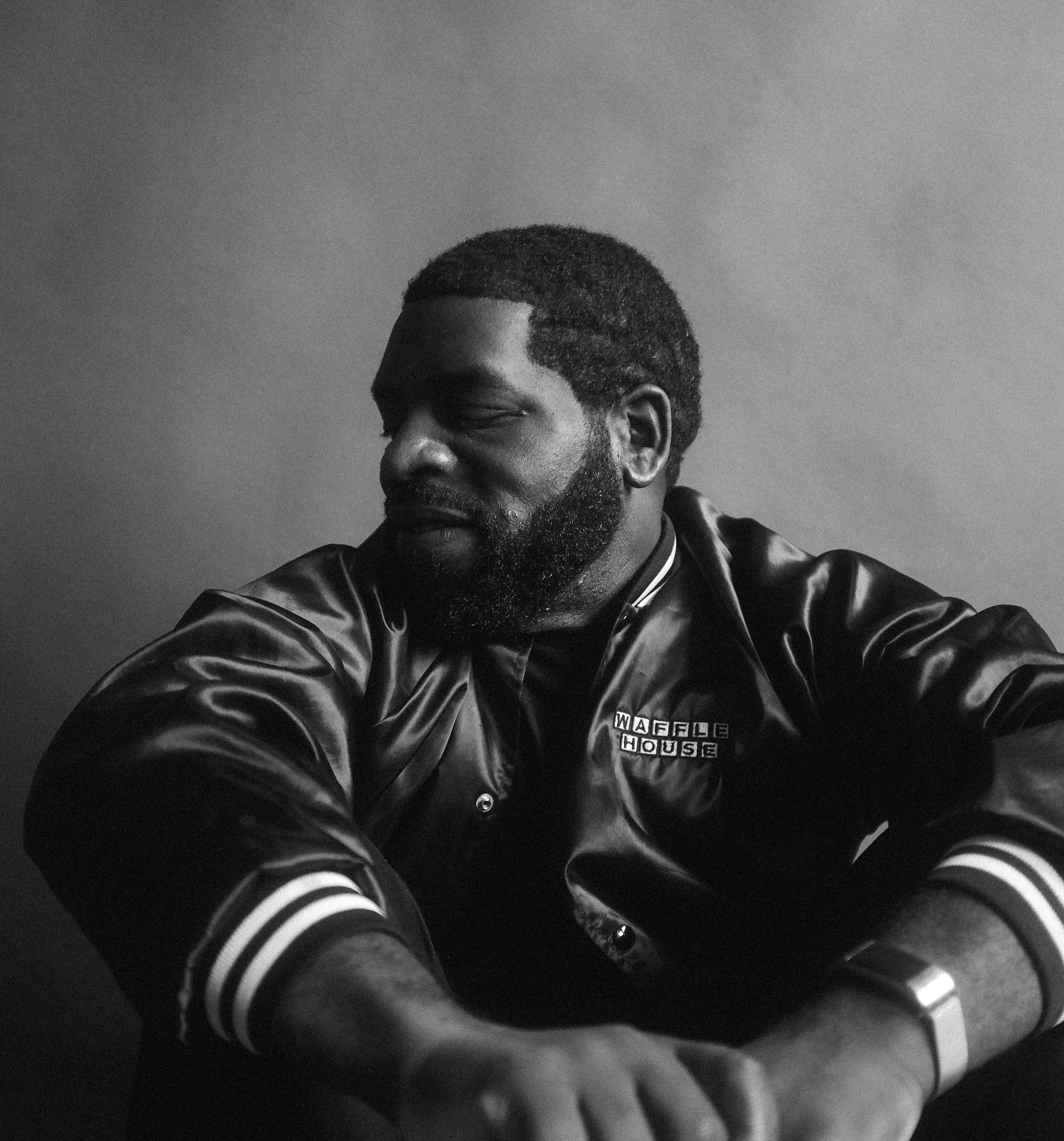 "/ hanif abdurraqib - ""I like to be out in the world talking to people about what songs they like. Or concerts they were at, what it was like for them to step outside after that concert and feeling like air, holding hands with someone they cared about. Or the way songs build a whole world. I want to hear those things from people. That's why I write."""