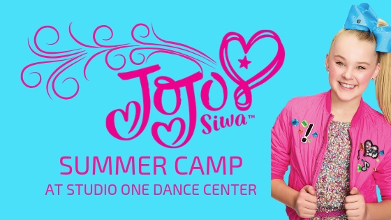 JOJO CAMP - JAZZ & Hip hop JuNE 3rd-6th- 10:30Am-12:30PM Ages 6 Yrs. & Up