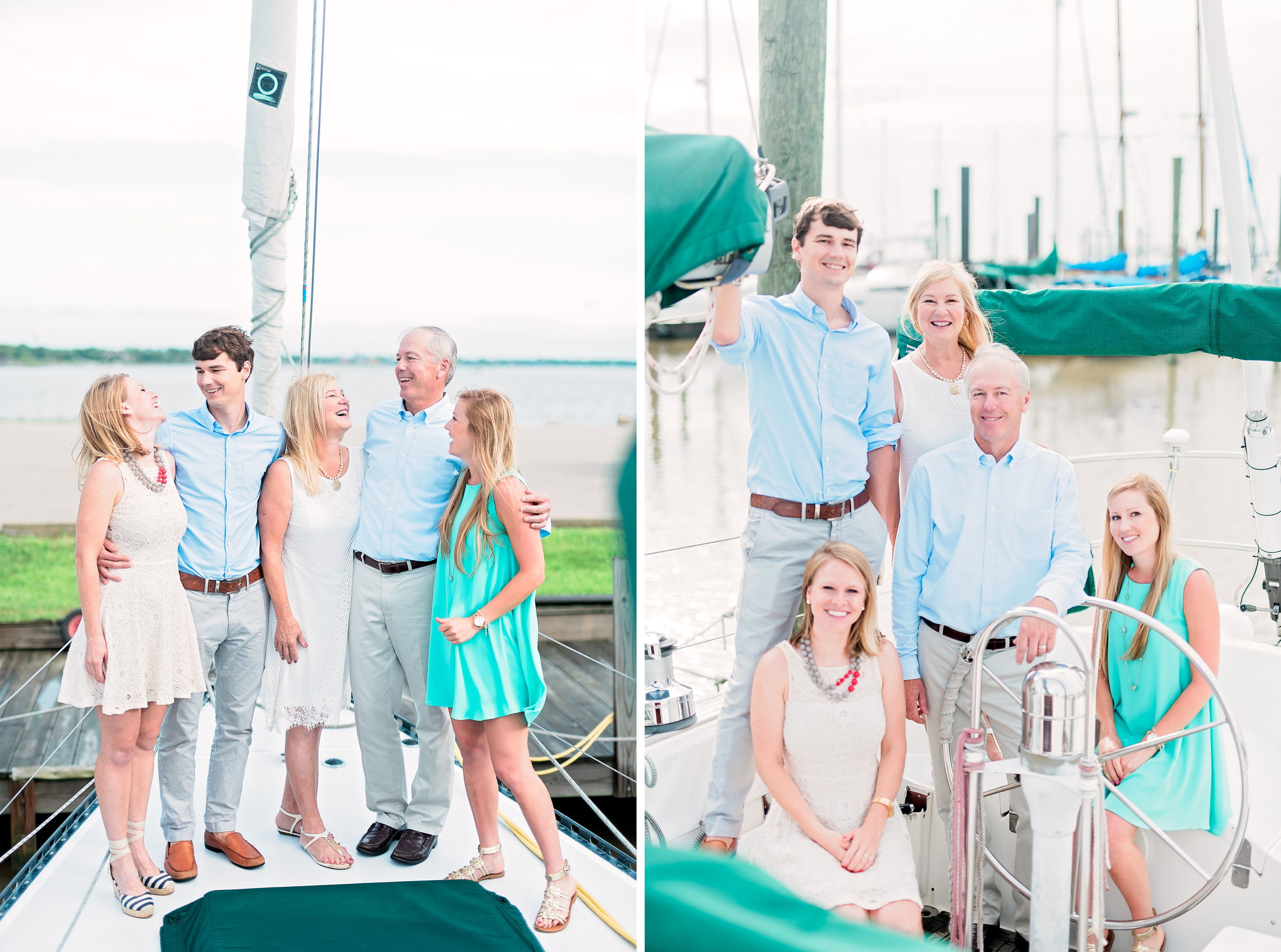 Keenan Family- Pharris Photography- Texas Photographer- Houston- Family Session- Family Portraits- Nautical Theme