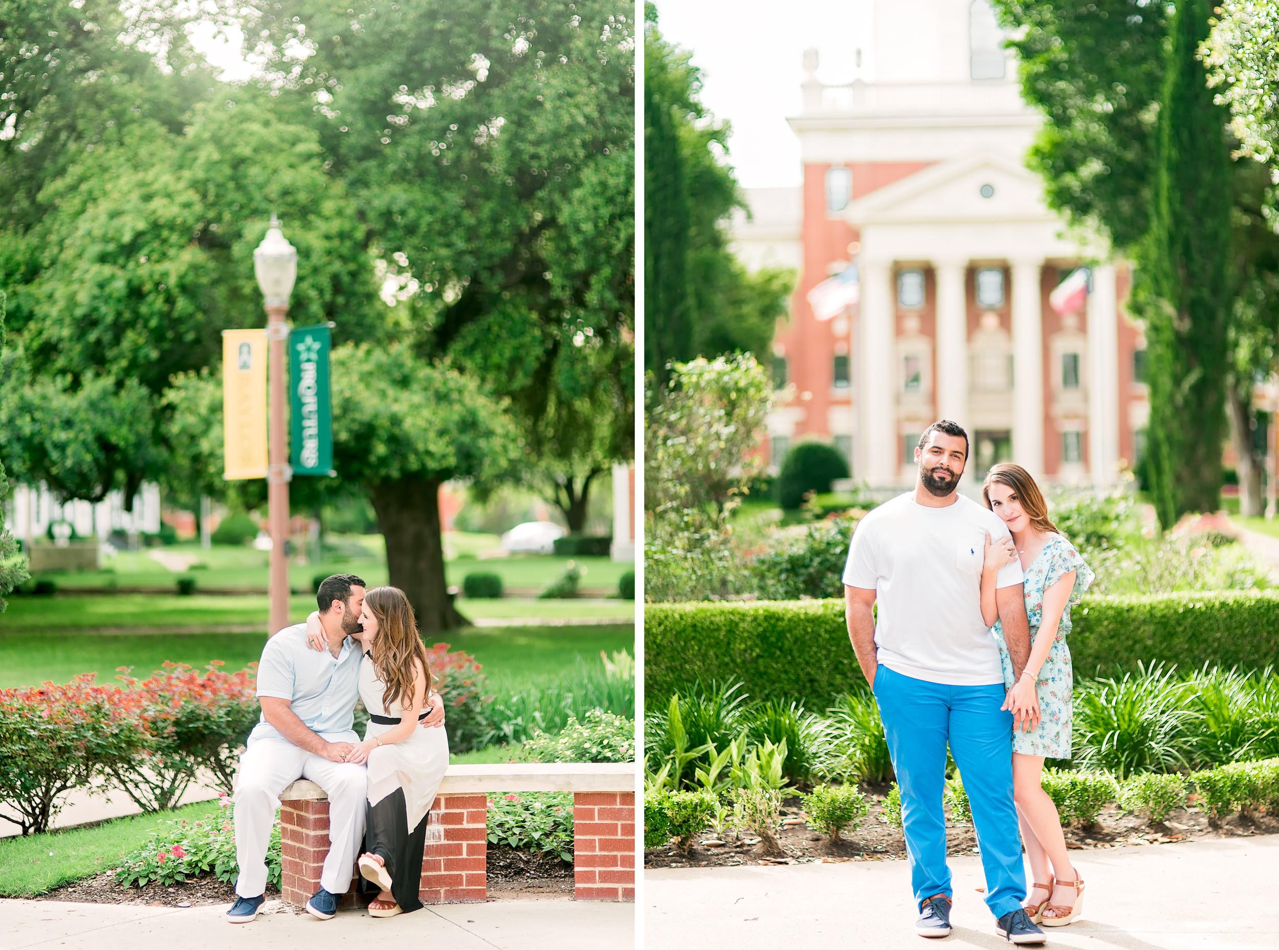 Engagement Session- Pharris Photography- Texas Photographer- Rosie and John