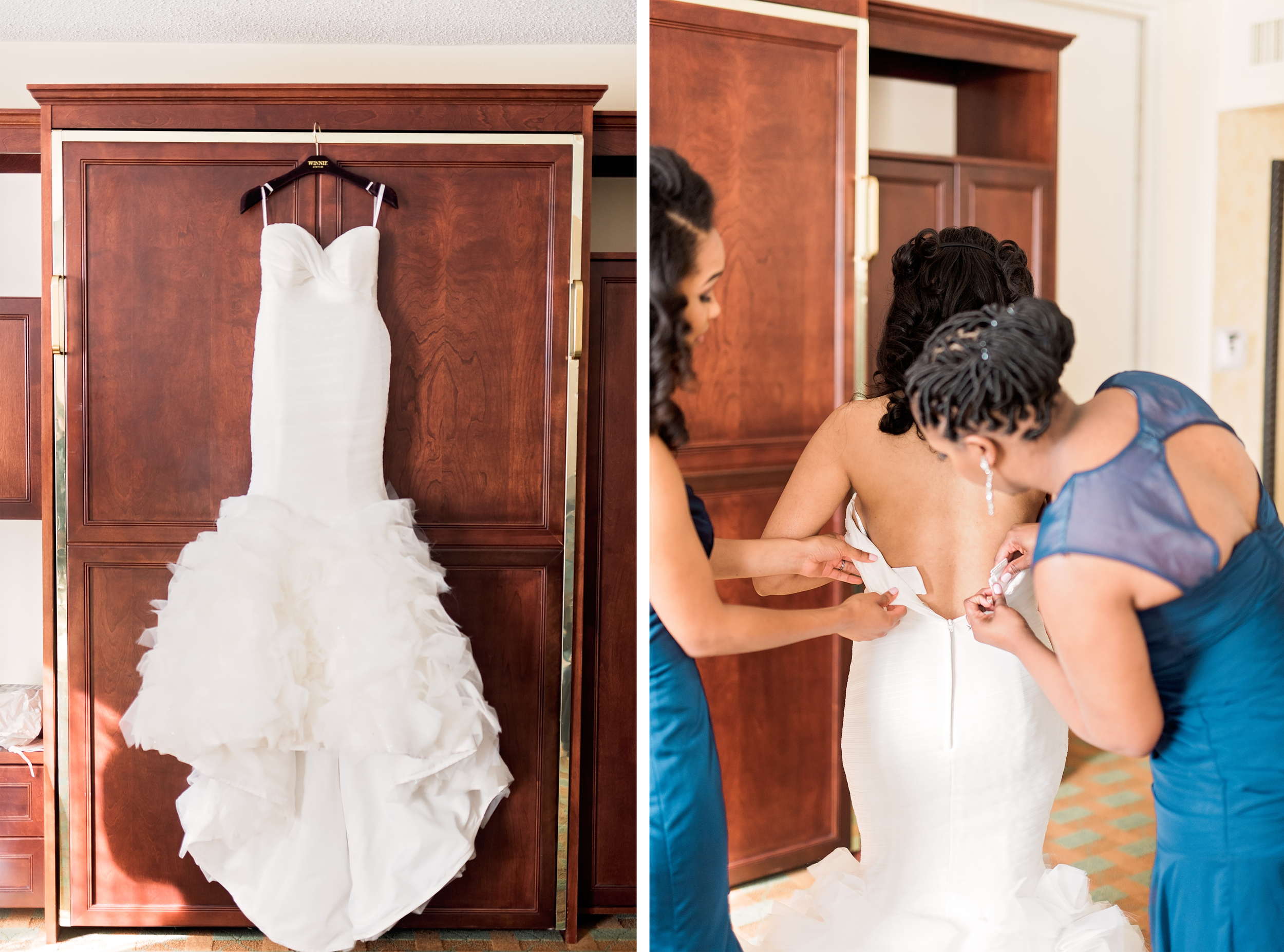 Melanie and Jeremiah- Houston Wedding- Texas Photographer- Pharris Photography