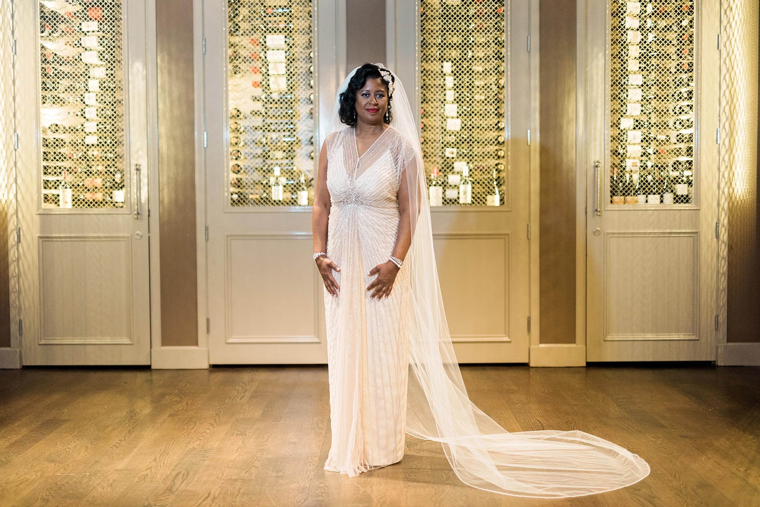 Yvonne and Mark- Houston Wedding- Texas Photographer- Pharris Photography