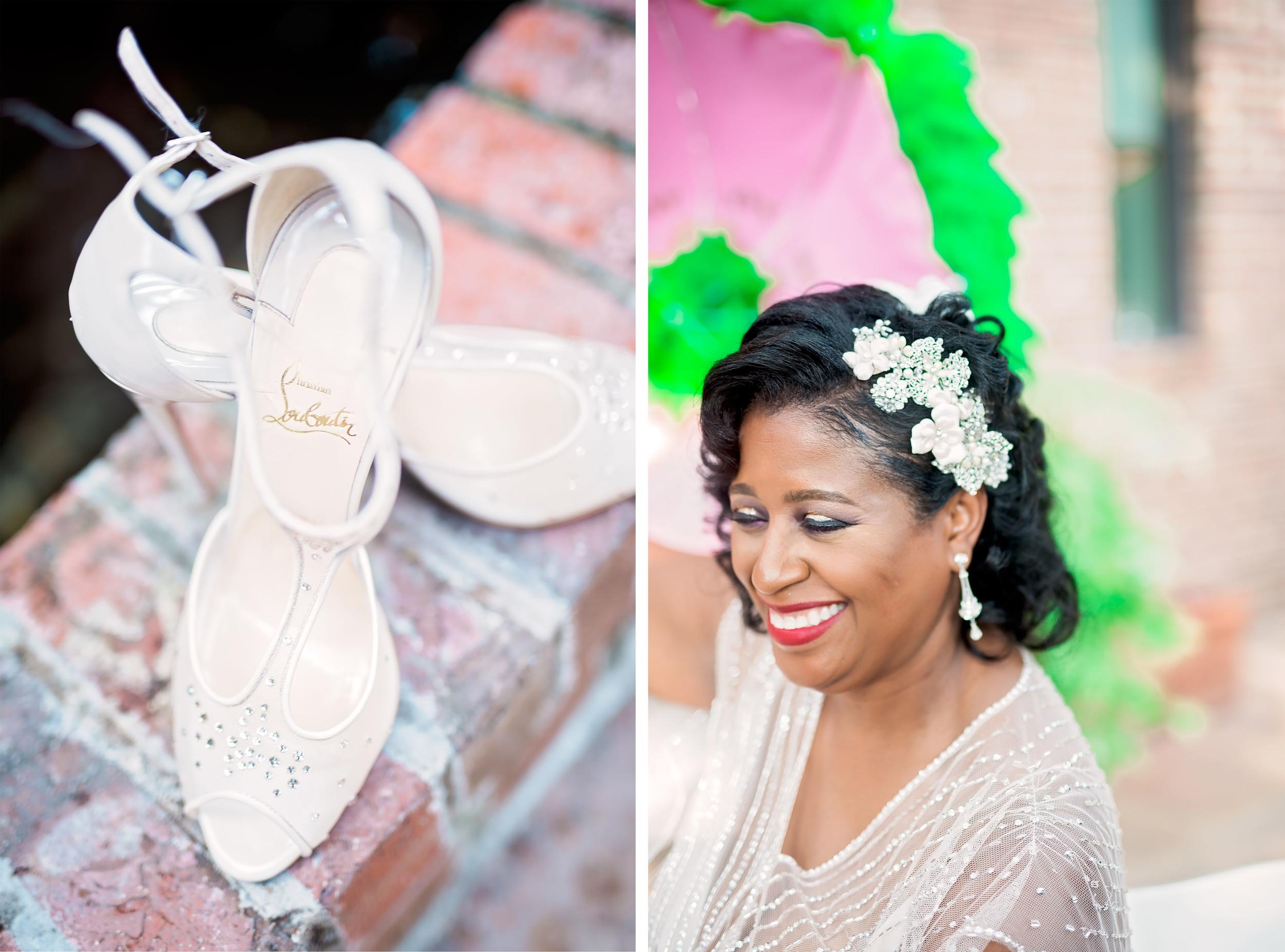 Yvonne and Mark- Houston Wedding- Texas Photographer- Pharris Photography- Bridal Accessories
