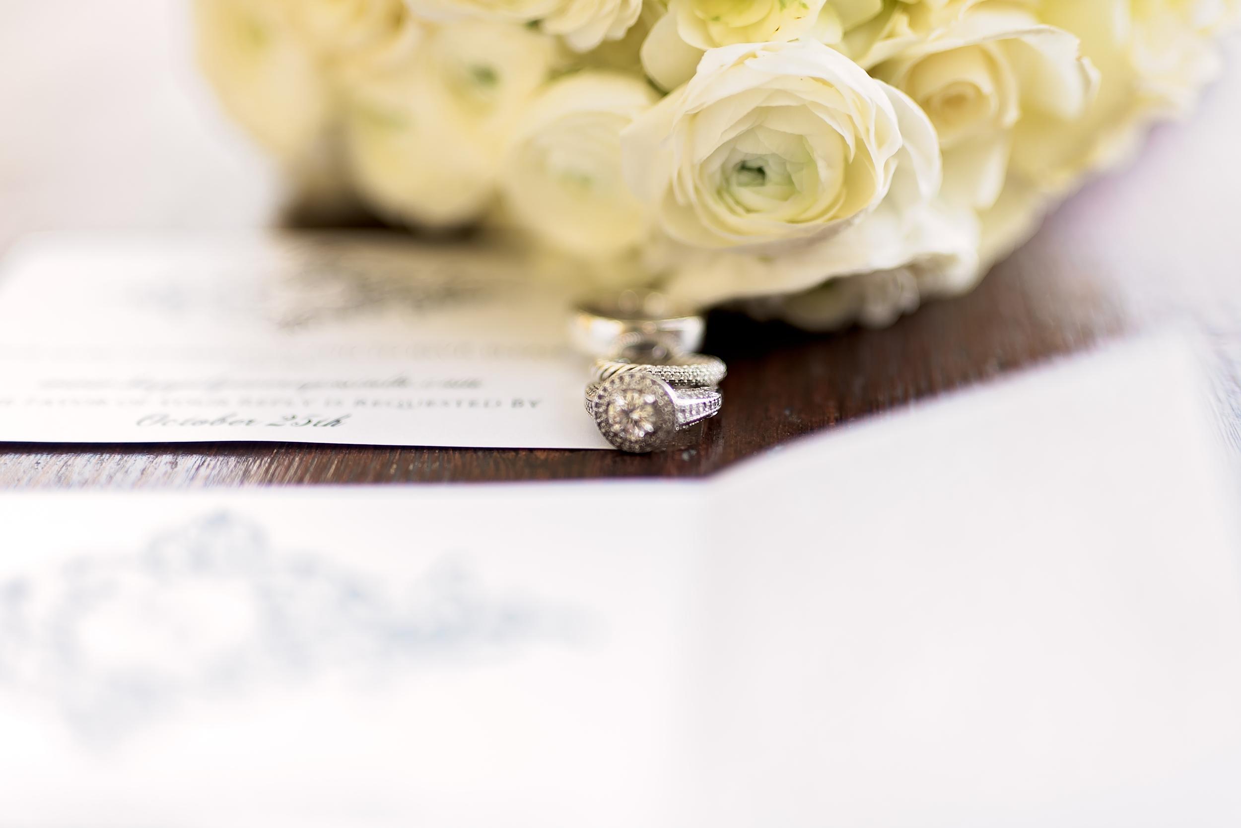 Houston Wedding- Pharris Photography- Texas Photographer- Jess and Colin- Wedding Rings