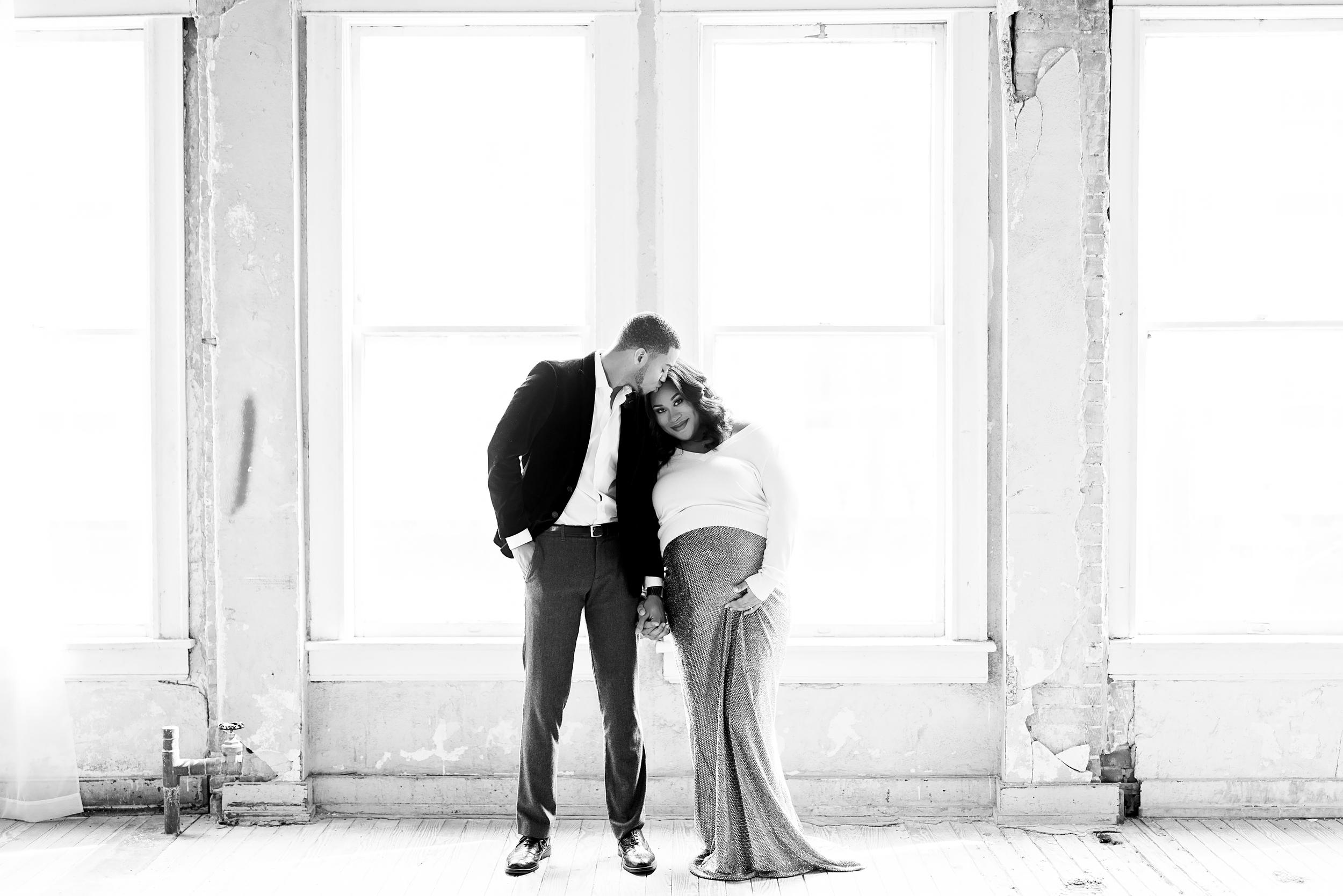 Maternity Session- Pharris Photography- Joshua and Kariss- Texas Photographer