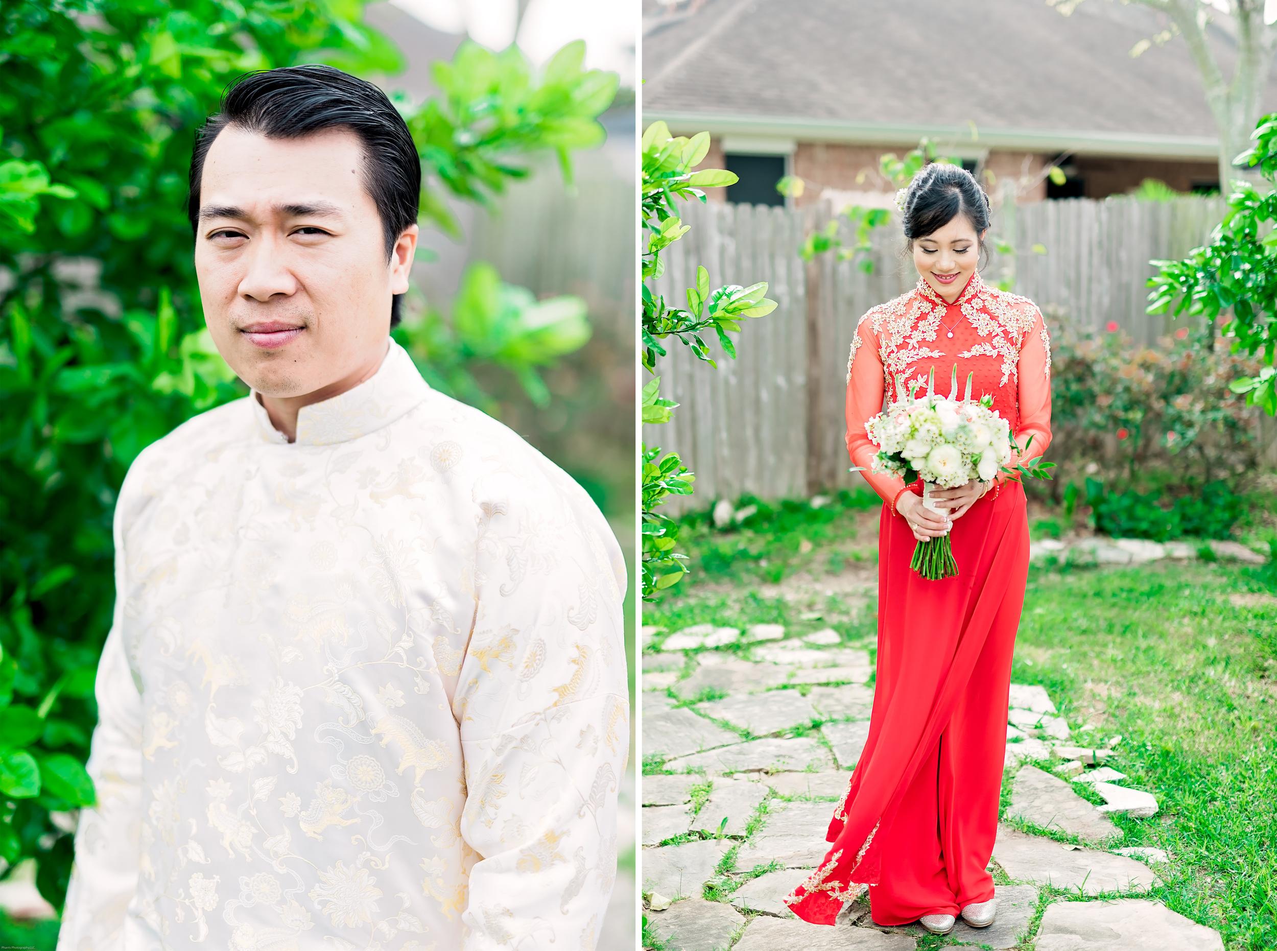 Houston Wedding- Texas Photographer- Pharris Photography- Kathy and Tho