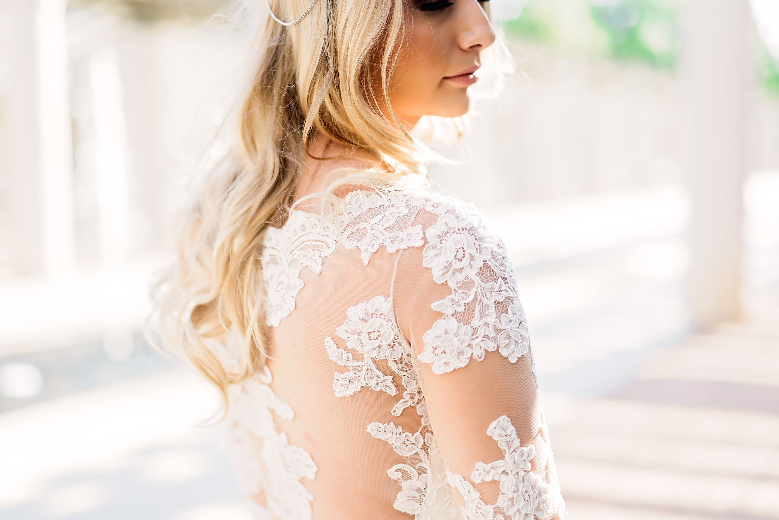 Pharris Photography- Texas Photographer- Amber- Texas Wedding- Lace Wedding Dress