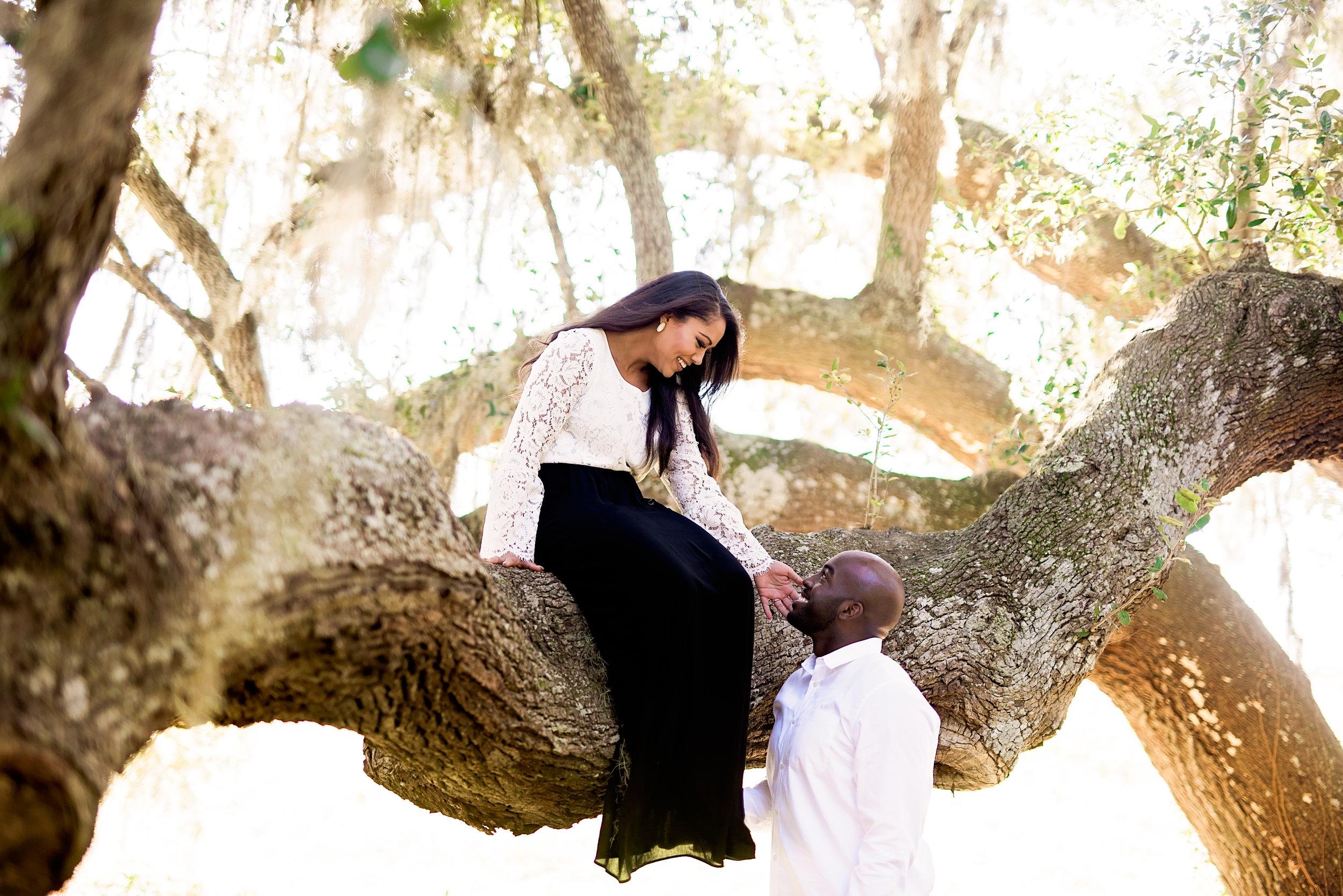 Engagement Session- Houston Engagement- Texas Photography- Pharris Photography- Brandon and Mackenzie
