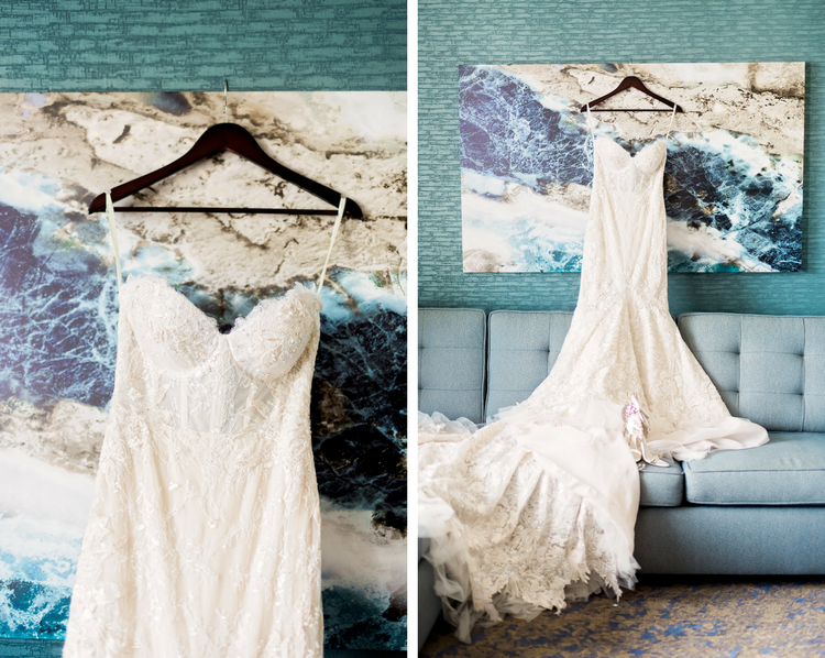 The Westin- Dallas Wedding- Texas Photographer- Pharris Photography- Jessica and Quincy- Lace Wedding Dress