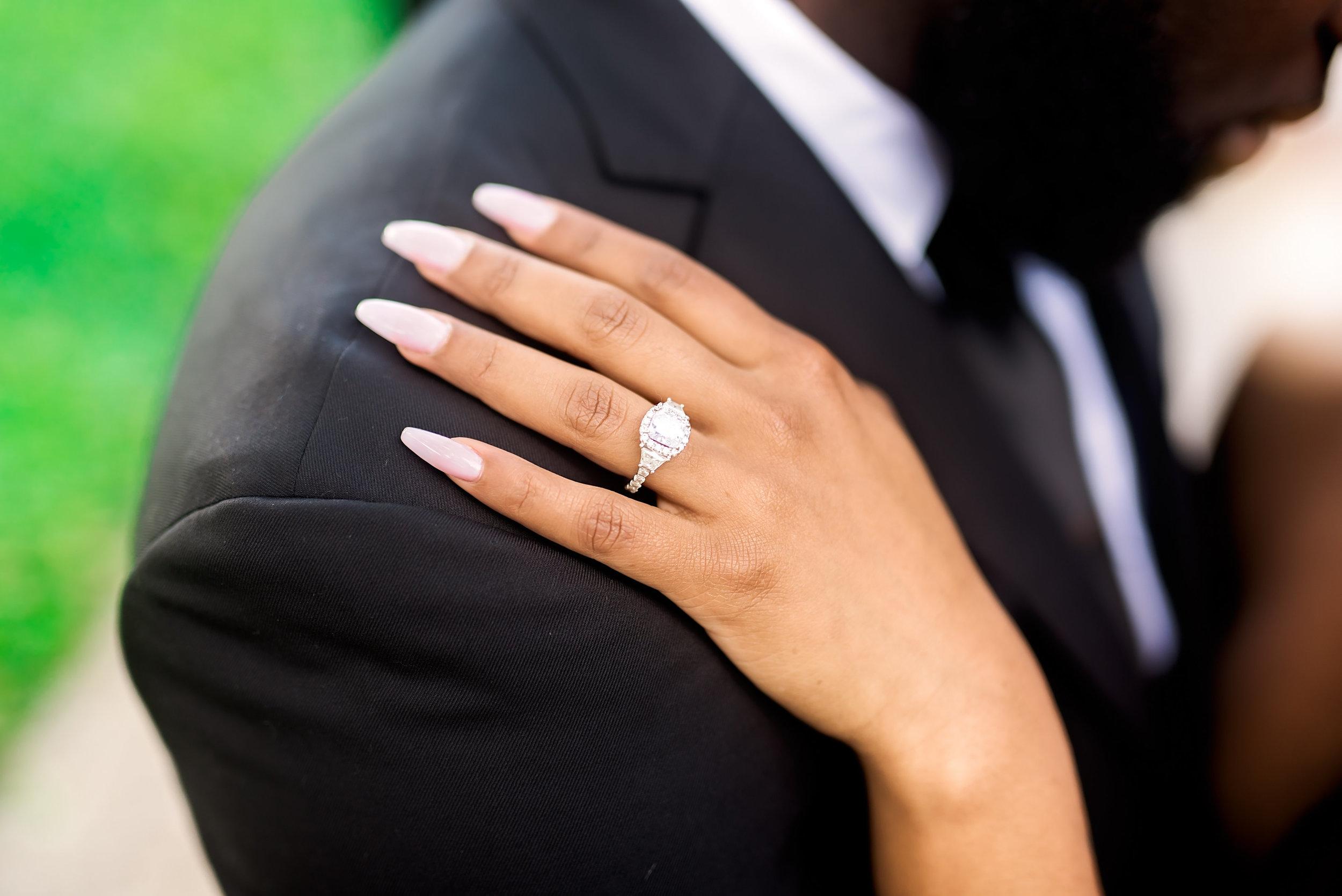 Engagement Shoot- Pharris Photography- Texas Engagement- Texas Photographer- Jessica and Quincy- Engagement Ring
