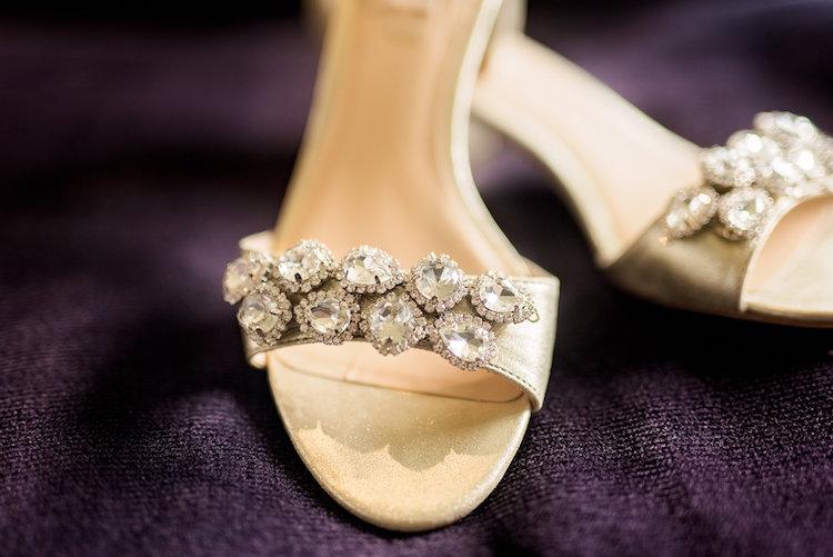 Taylor and Anthony- Pharris Photography- Texas Photographer- Houston Wedding- Ashton Gardens- Bridal Shoes