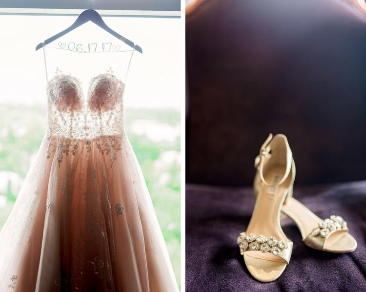 Taylor and Anthony- Pharris Photography- Texas Photographer- Houston Wedding- Ashton Gardens- Wedding Dress- Bridal Accessories