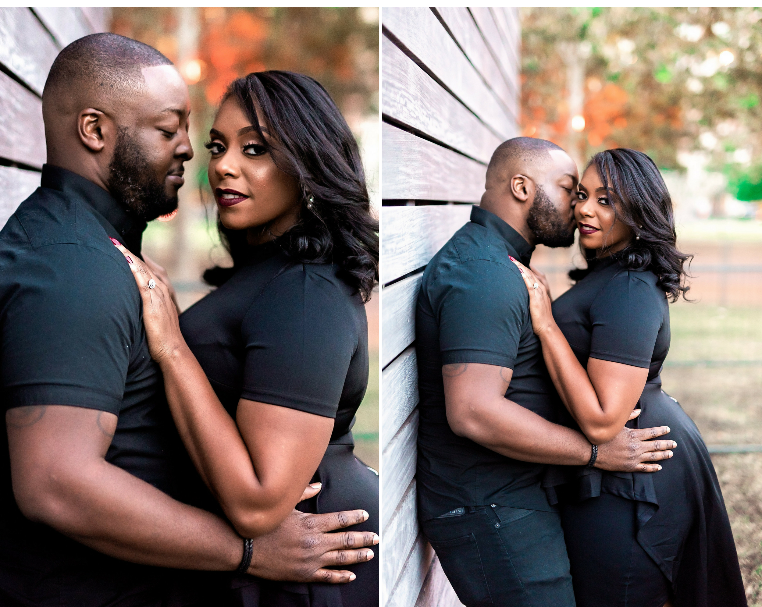 Downtown Houston Engagement- Engagement Session- Texas Photography- Pharris Photography- Arlena and Chisom