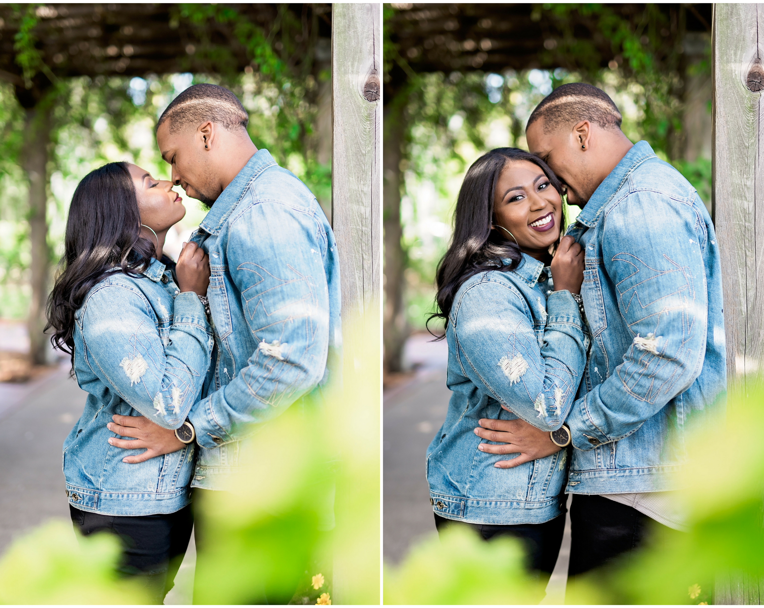 Engagement Session- Pharris Photography- Adrianna and Kevin- Dallas Engagement- Arboretum- Texas Photography