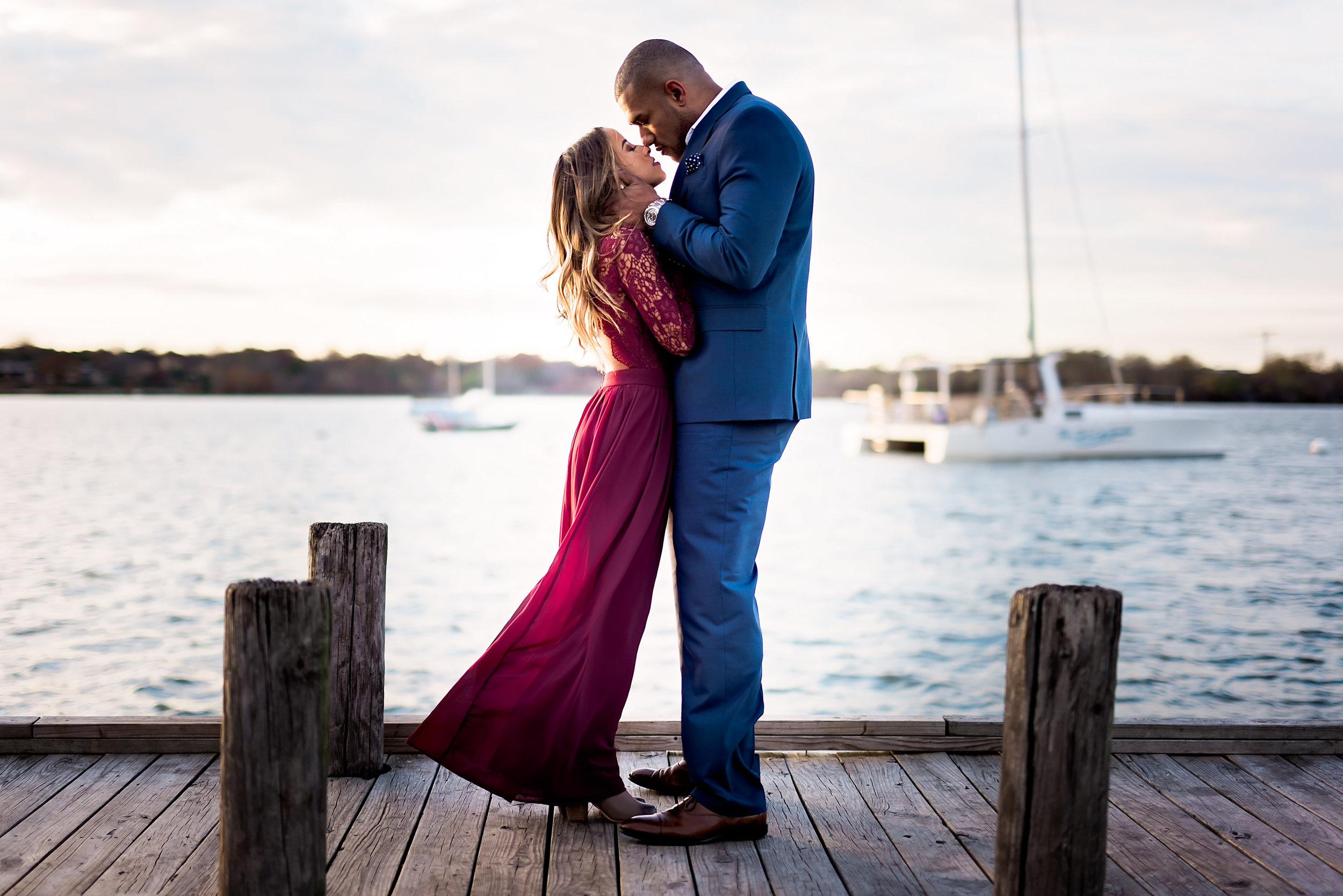 Texas Engagement- Engagement Session- Pharris Photography- Wedding Photography- Noelle and Sullivan- Lake Engagement