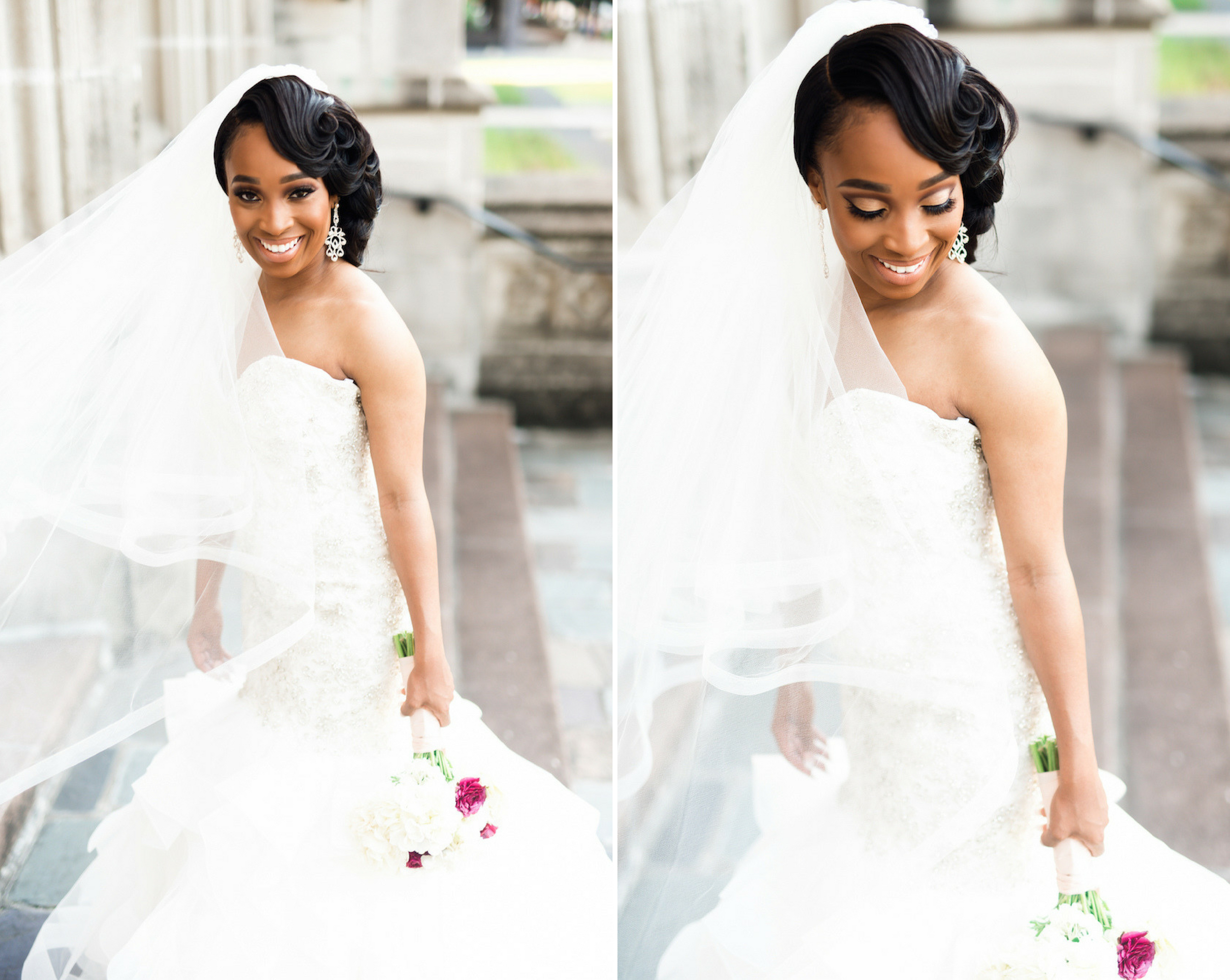 Bridal Session- Pharris Photography- Aisha- Lace Wedding Dress- Texas