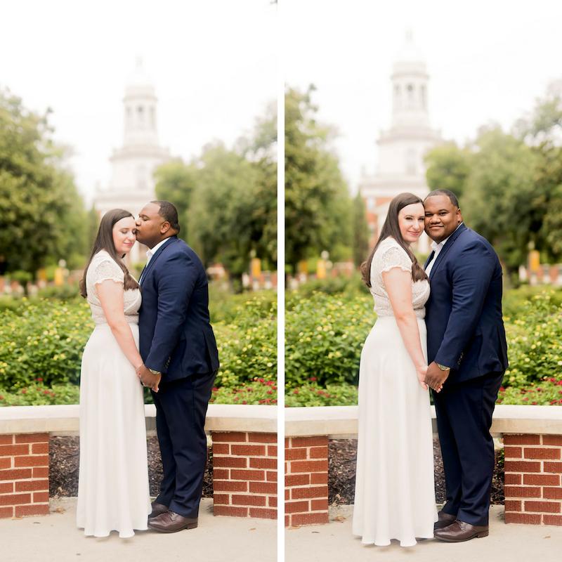 Baylor University- Engagement Shoot- Pharris Photography- Lawren + Dominic