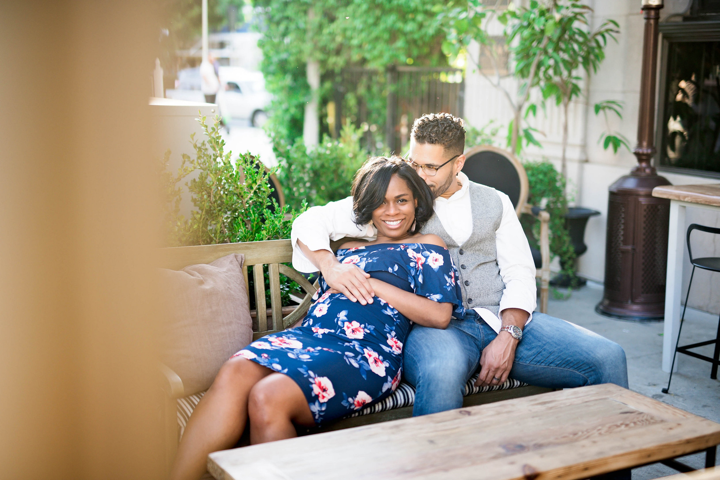 Maternity Shoot- Pharris Photography- Couple- Texas- Autumn