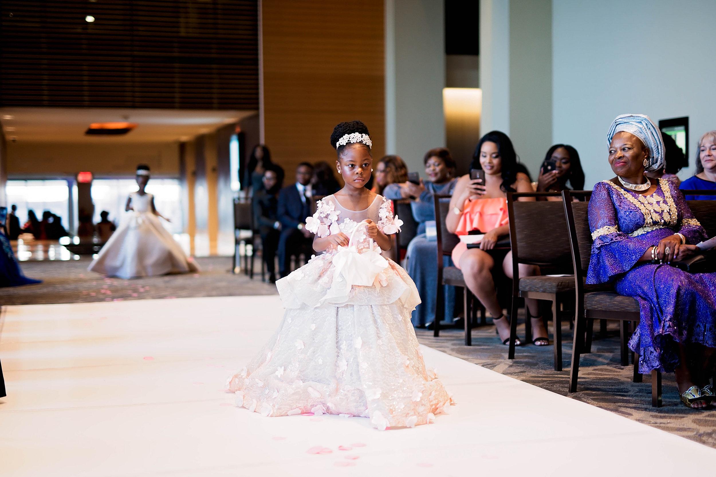 Dallas Wedding- Pharris Photography- Juliet + Elvis- Flower Girl