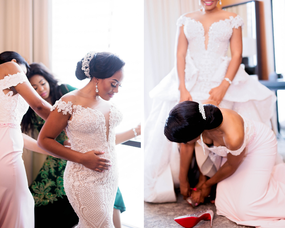 Dallas Wedding- Pharris Photography- Juliet + Elvis- Bride- Getting Ready