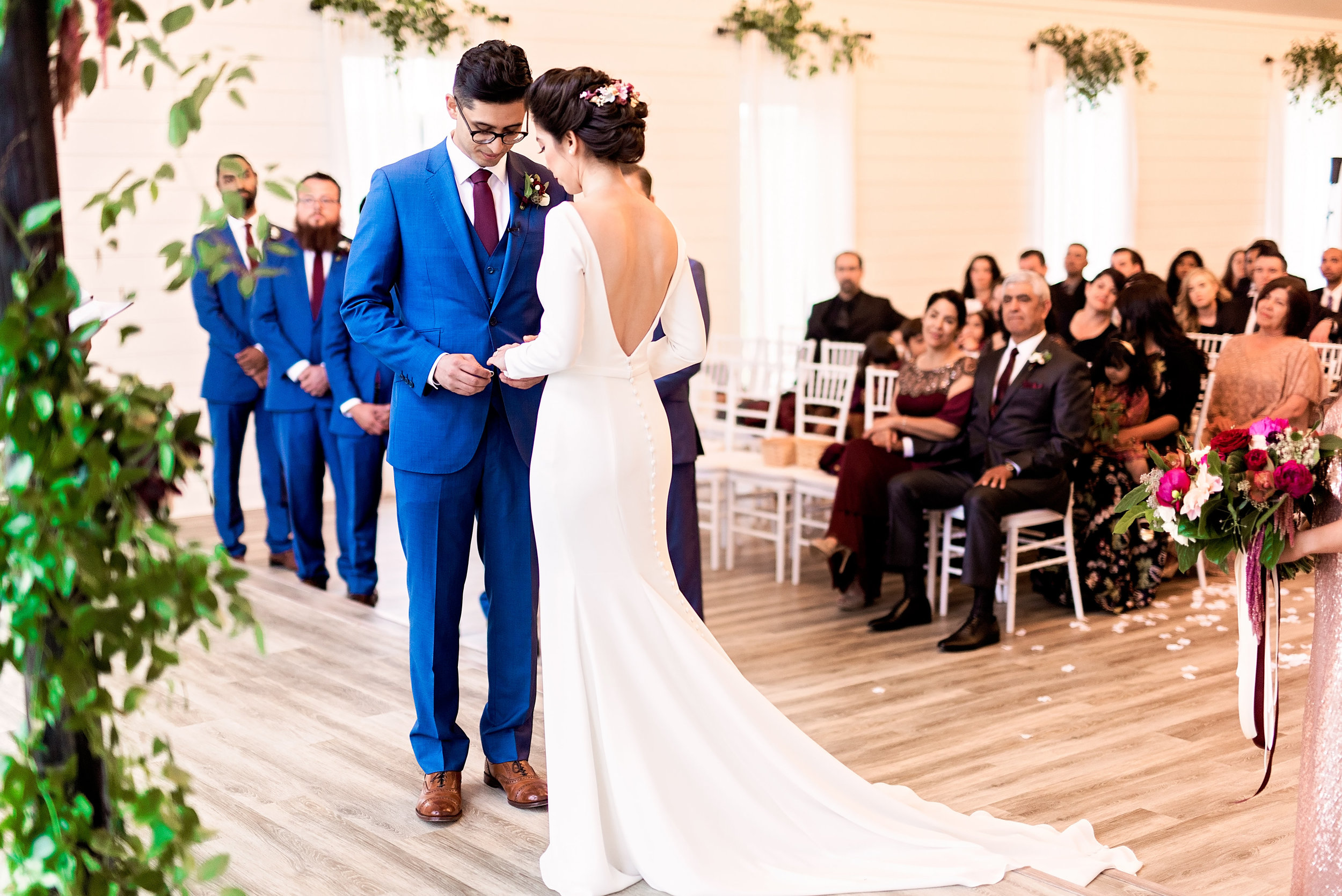 Texas Wedding- Pharris Photography- Melody + Moses