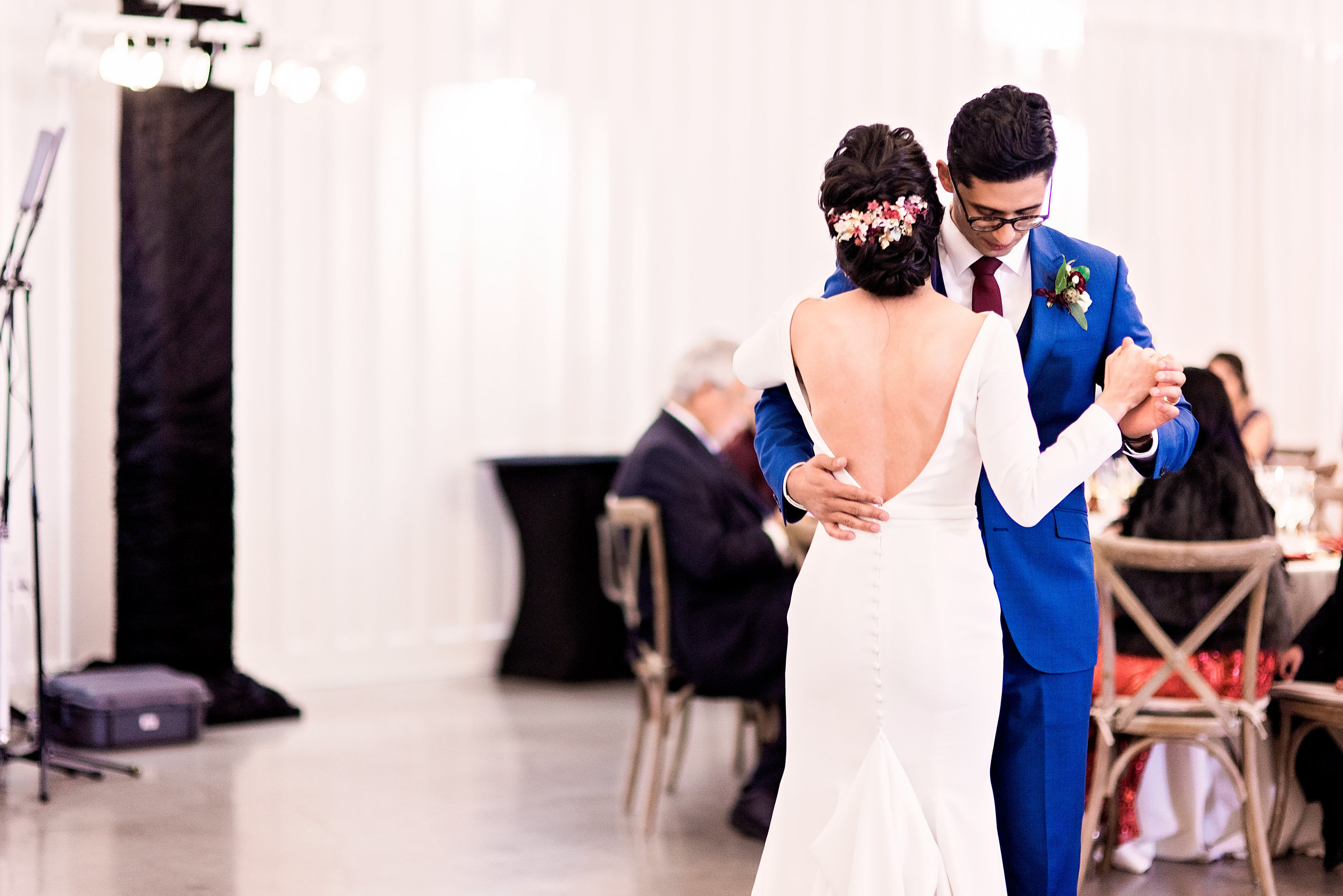 Texas Wedding- Pharris Photography- Melody + Moses- First Dance