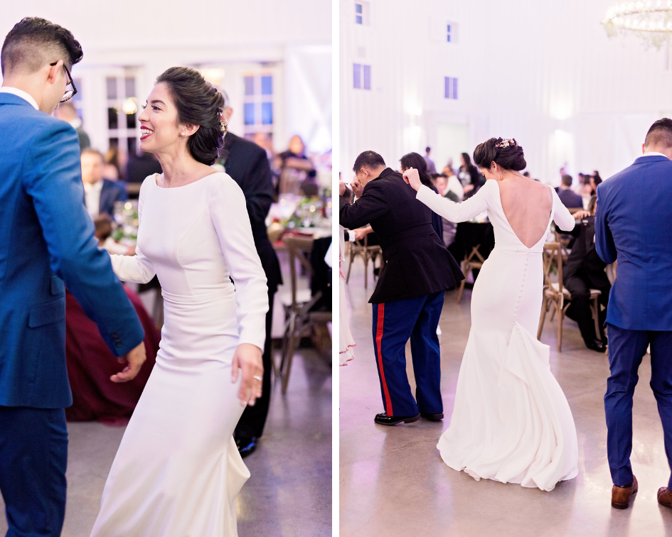 Texas Wedding- Pharris Photography- Melody + Moses- Dancefloor