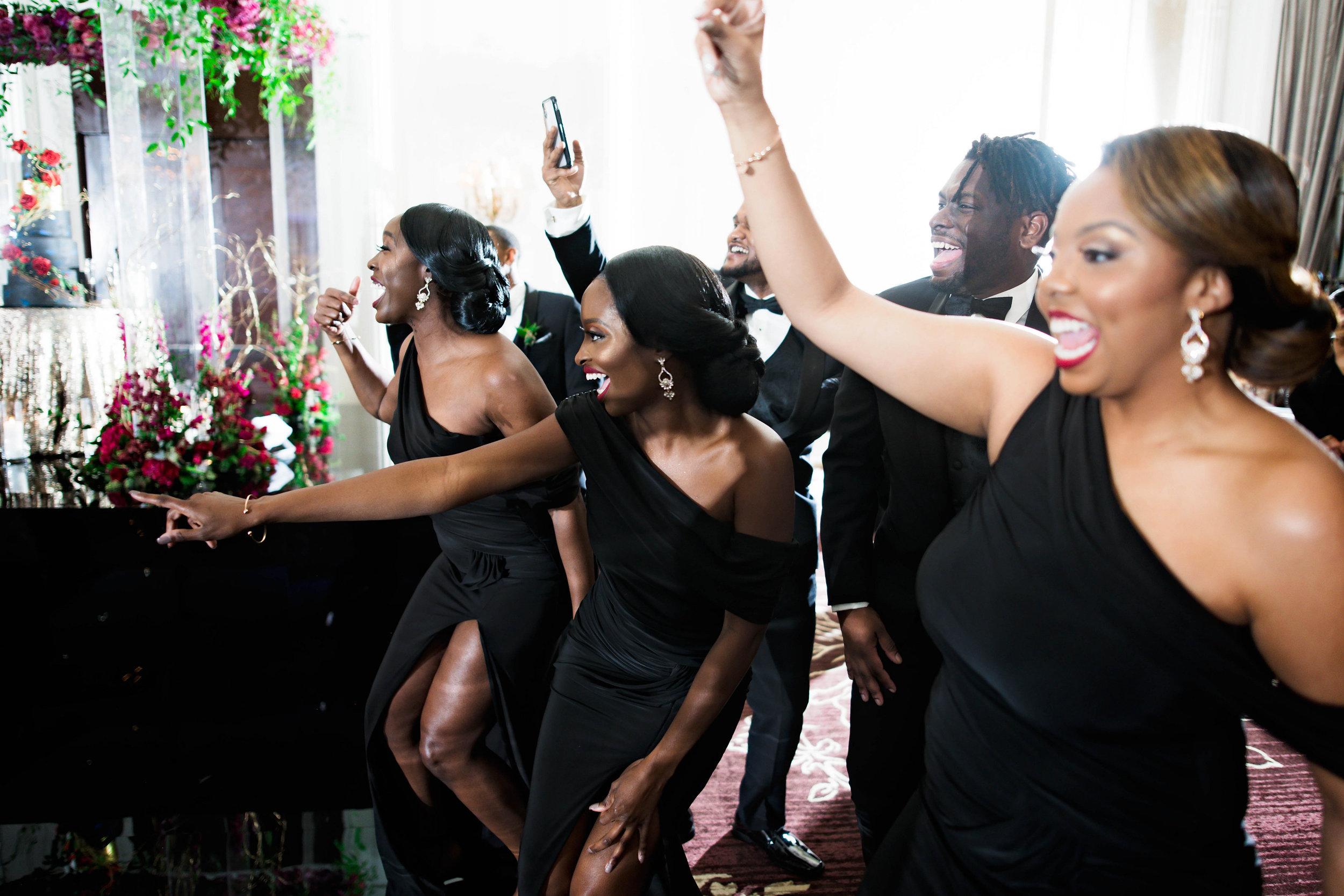Pharris Photography- Houston Wedding- Krystyn and Joshual- Texas Wedding- Bridesmaids Dresses