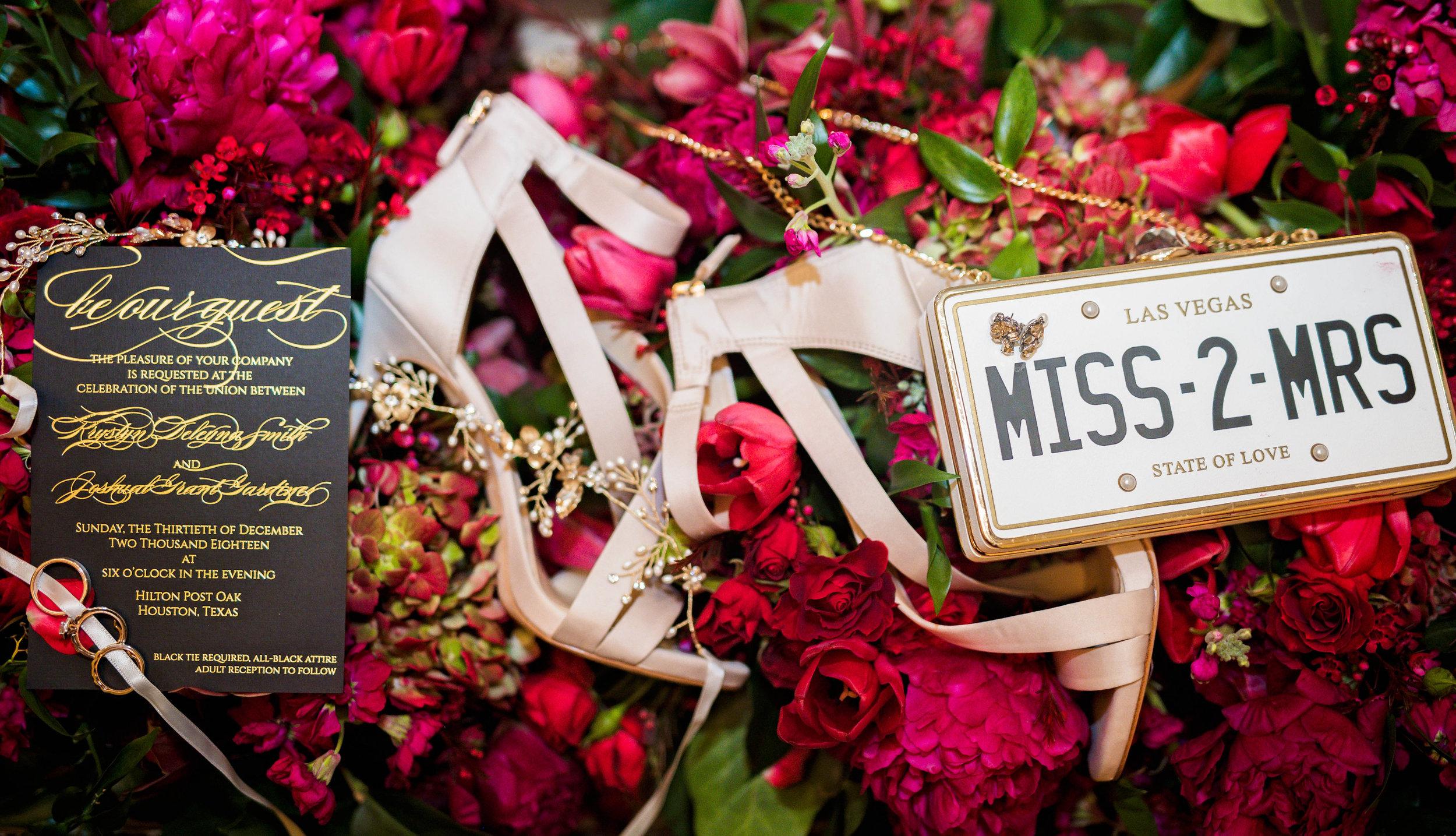 Pharris Photography- Houston Wedding- Krystyn and Joshual- Texas Wedding- Flay Lay- Wedding Details