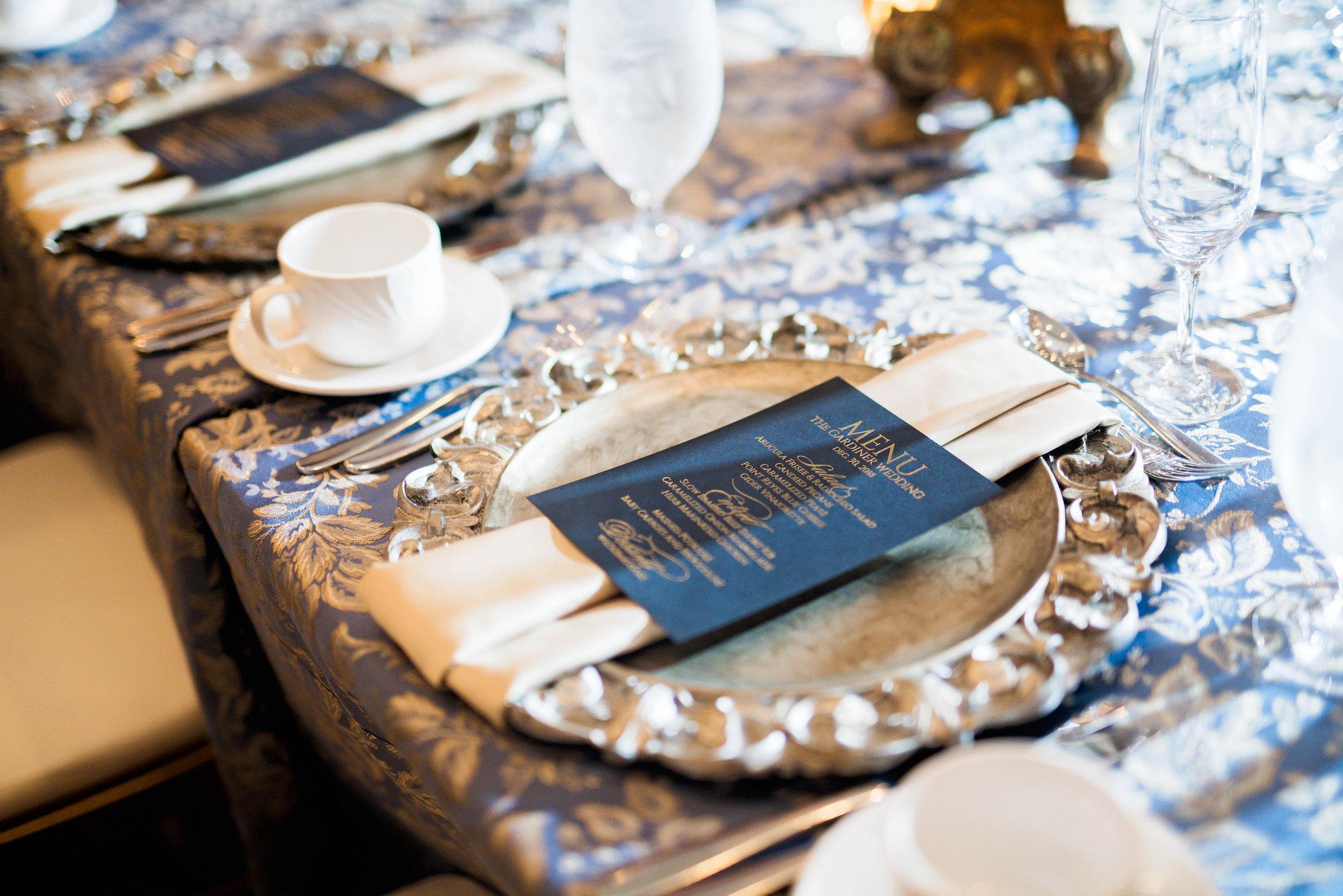 Pharris Photography- Houston Wedding- Krystyn and Joshual- Texas Wedding- Place Setting- Wedding Decor