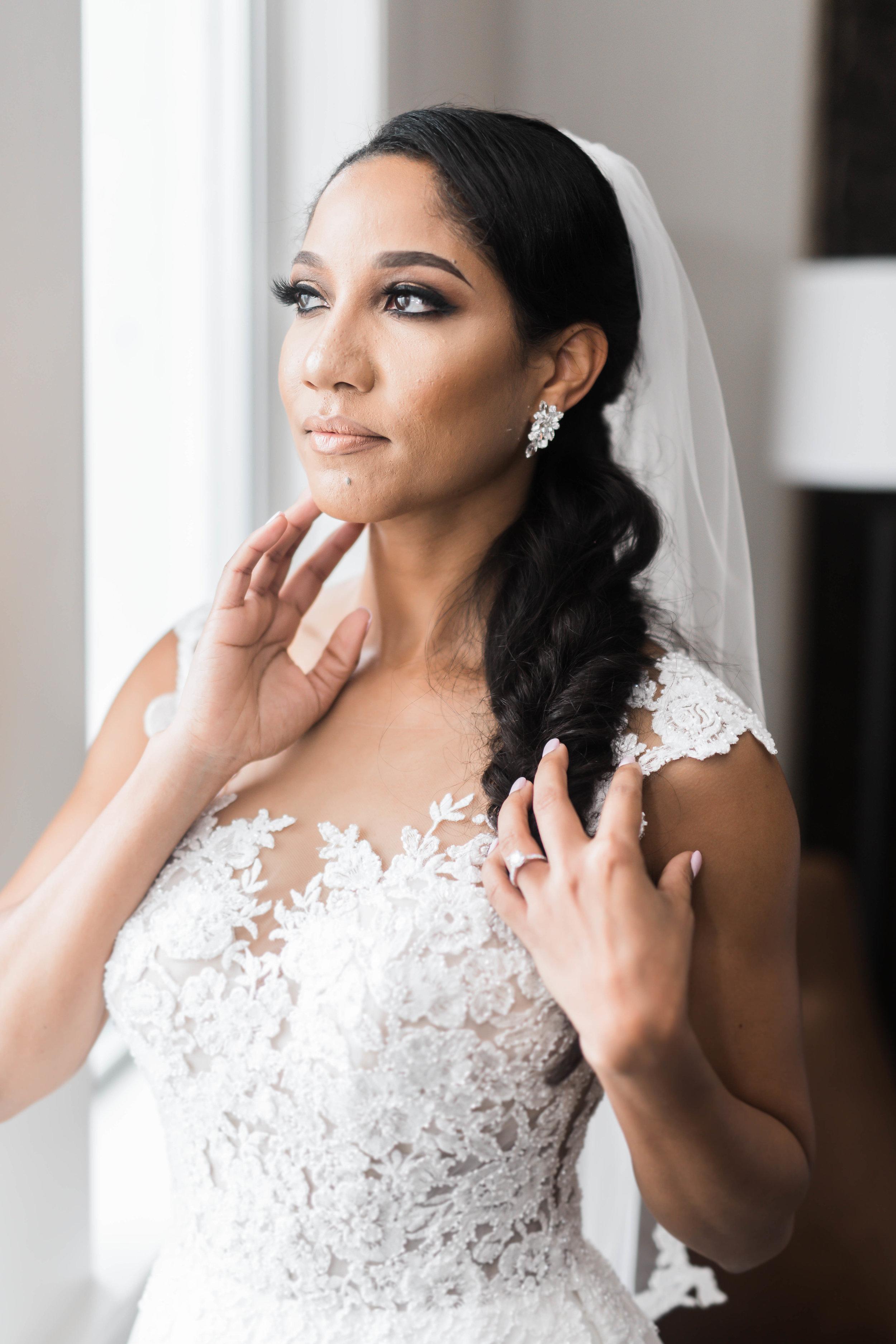 Houston Wedding- Pharris Photography- Getting Ready- Natalie + Mark- Bride