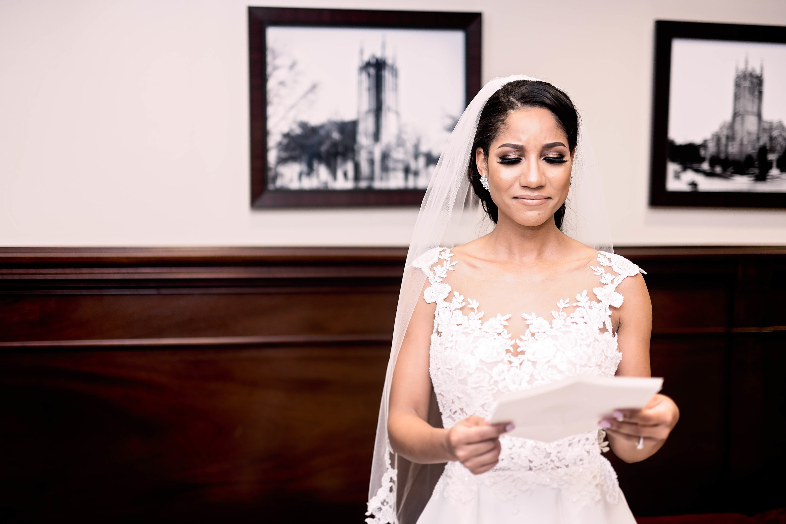 Houston Wedding- Pharris Photography- Details- Natalie + Mark- Vows