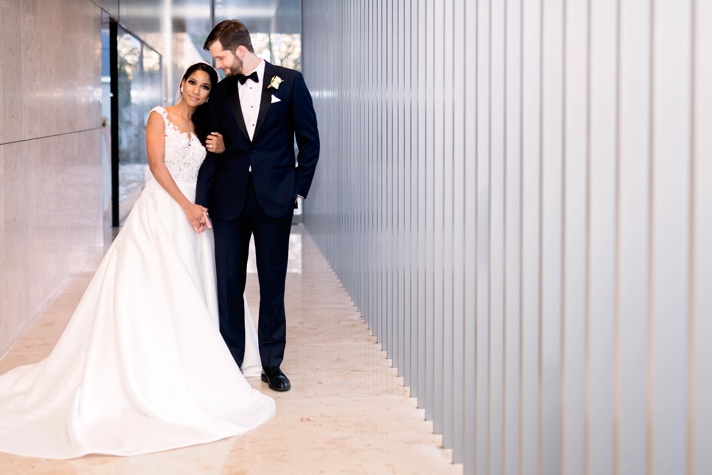 Houston Wedding- Pharris Photography- Couple- Natalie + Mark- Bride & Groom