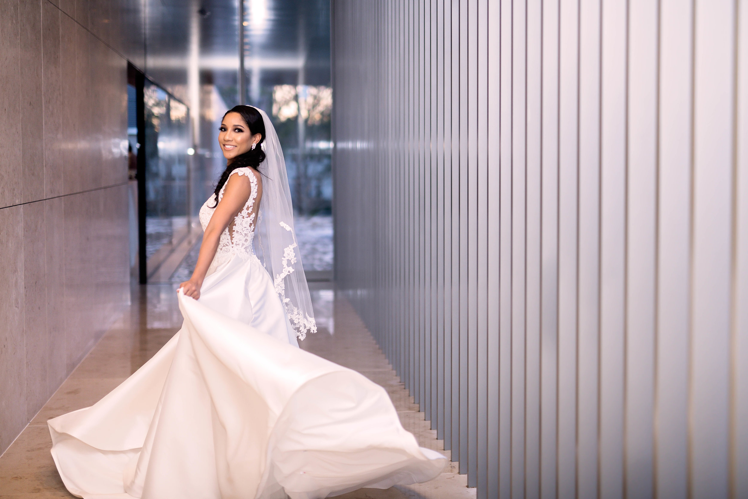 Houston Wedding- Pharris Photography- Ceremony- Natalie + Mark- Bride