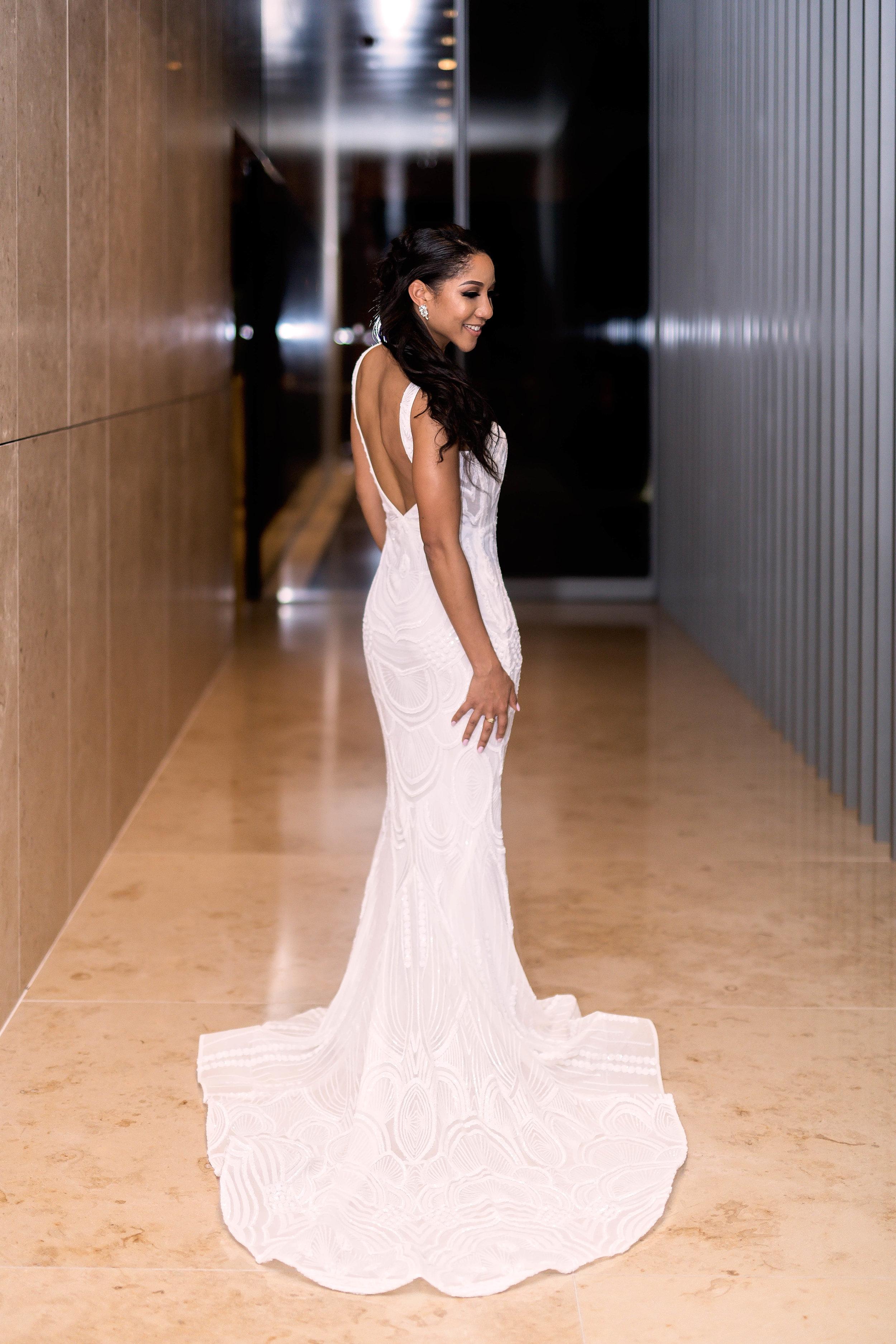 Houston Wedding- Pharris Photography- Reception- Natalie + Mark- Bride