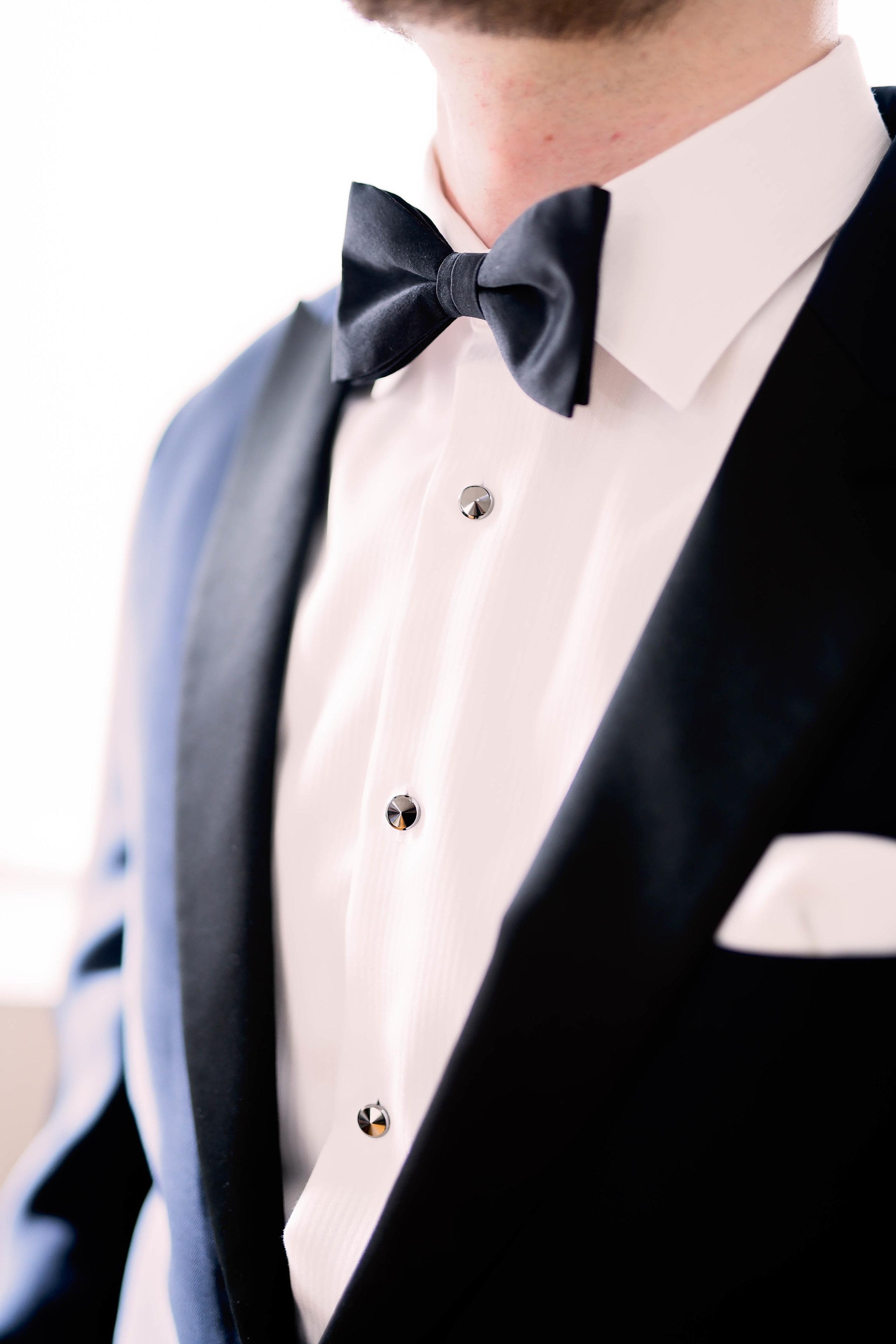Houston Wedding- Pharris Photography- Getting Ready- Natalie + Mark- Groom