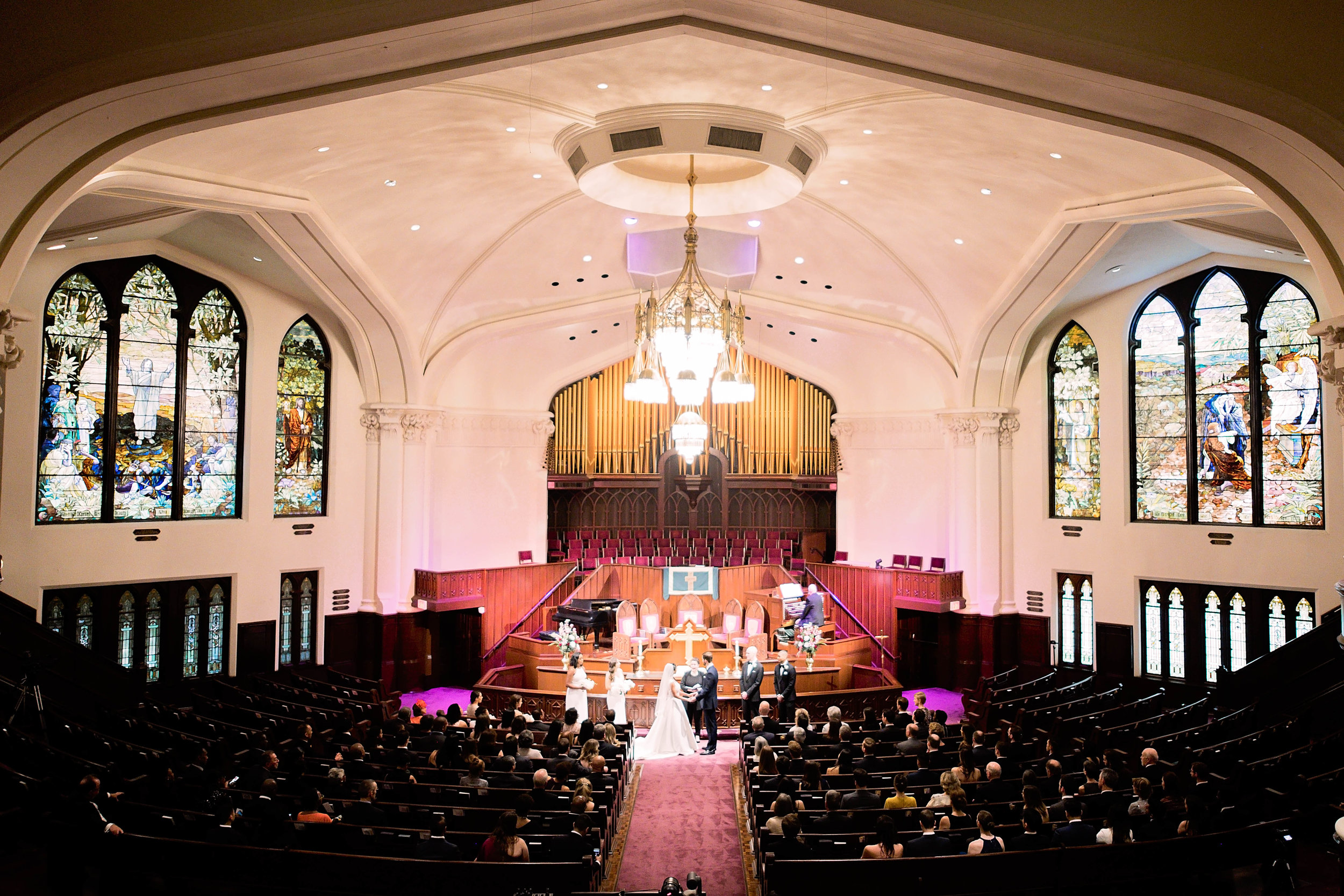 Houston Wedding- Pharris Photography- Ceremony- Natalie + Mark- The Altar