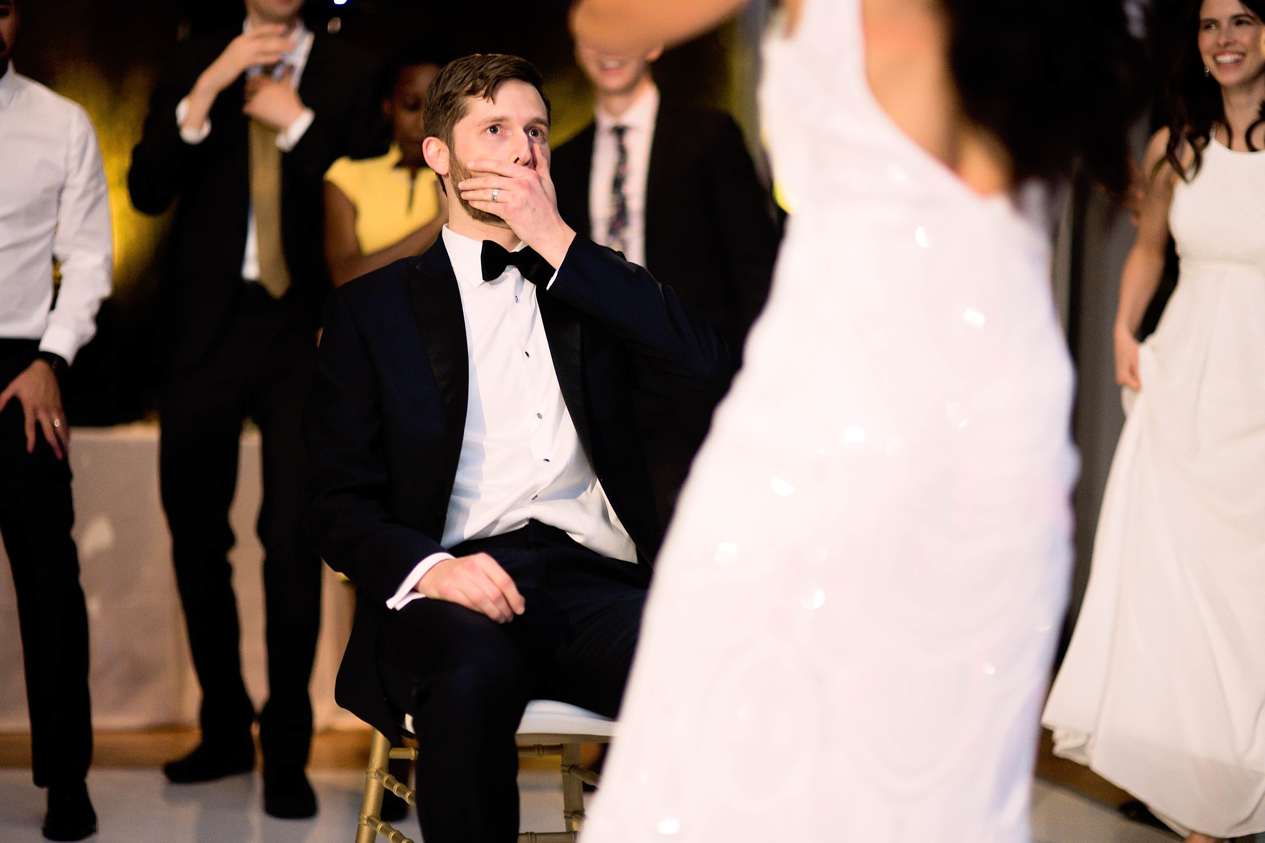 Houston Wedding- Pharris Photography- Reception- Natalie + Mark- Dance Floor