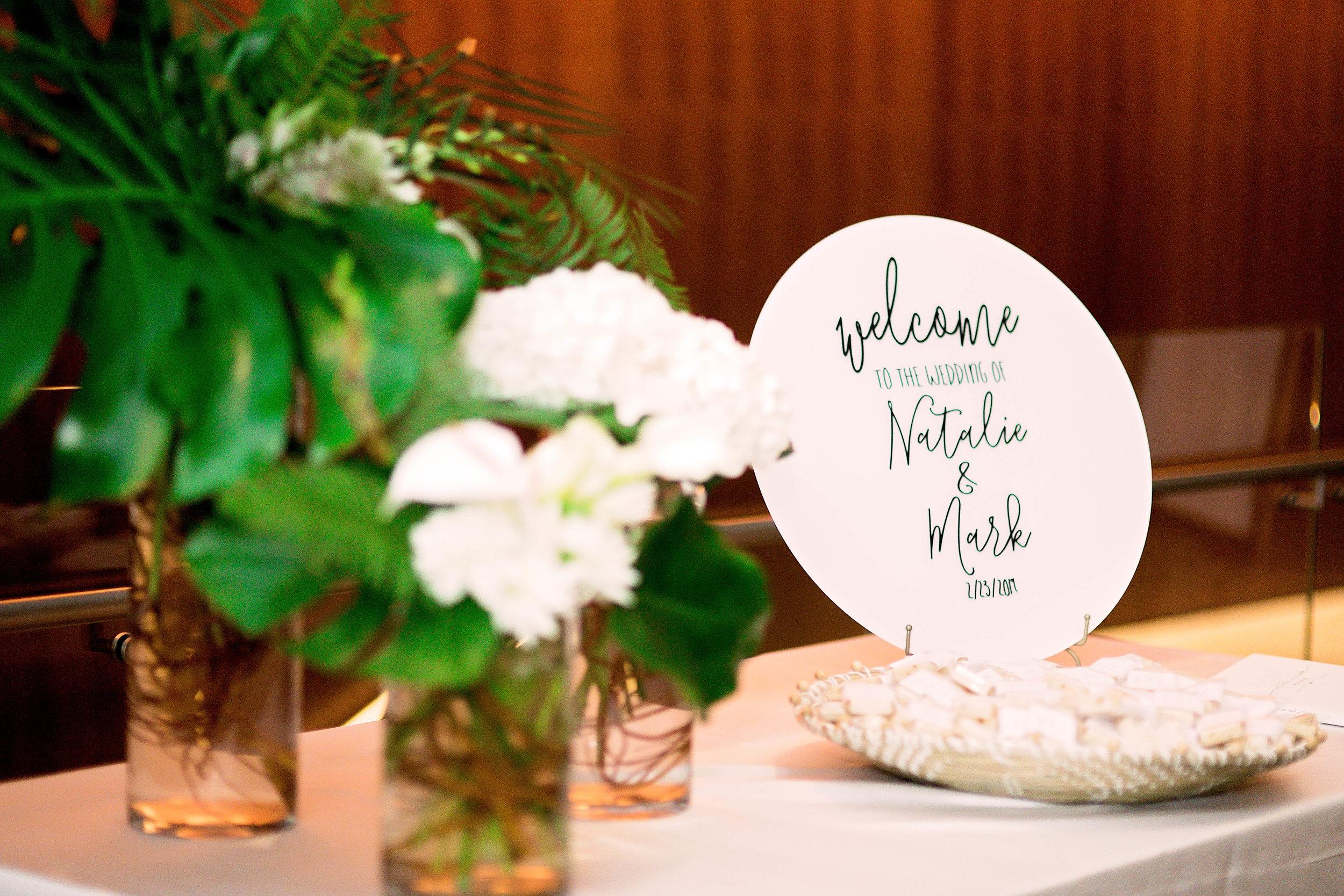 Houston Wedding- Pharris Photography- Reception- Natalie + Mark- Tablescape- Table Decor