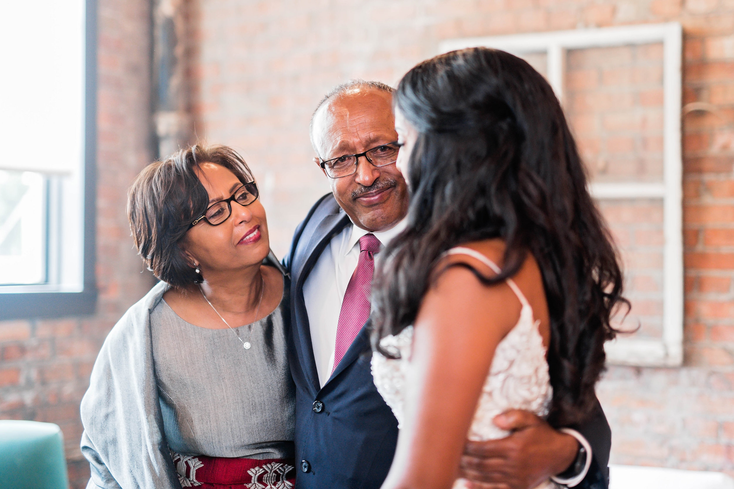 Dallas Wedding- Pharris Photography- Getting Ready- Sophie + Kellen -Bride and Parents