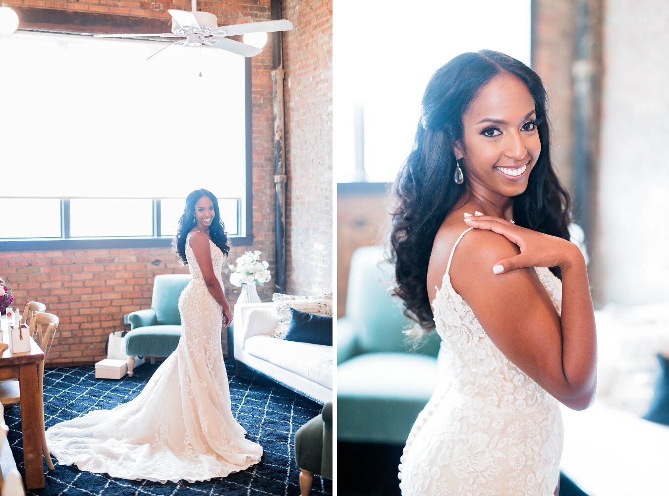 Dallas Wedding- Pharris Photography- Getting Ready- Sophie + Kellen -Bride