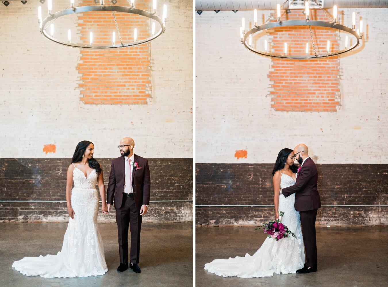 Dallas Wedding- Pharris Photography- Couple- Sophie + Kellen- Bride & Groom