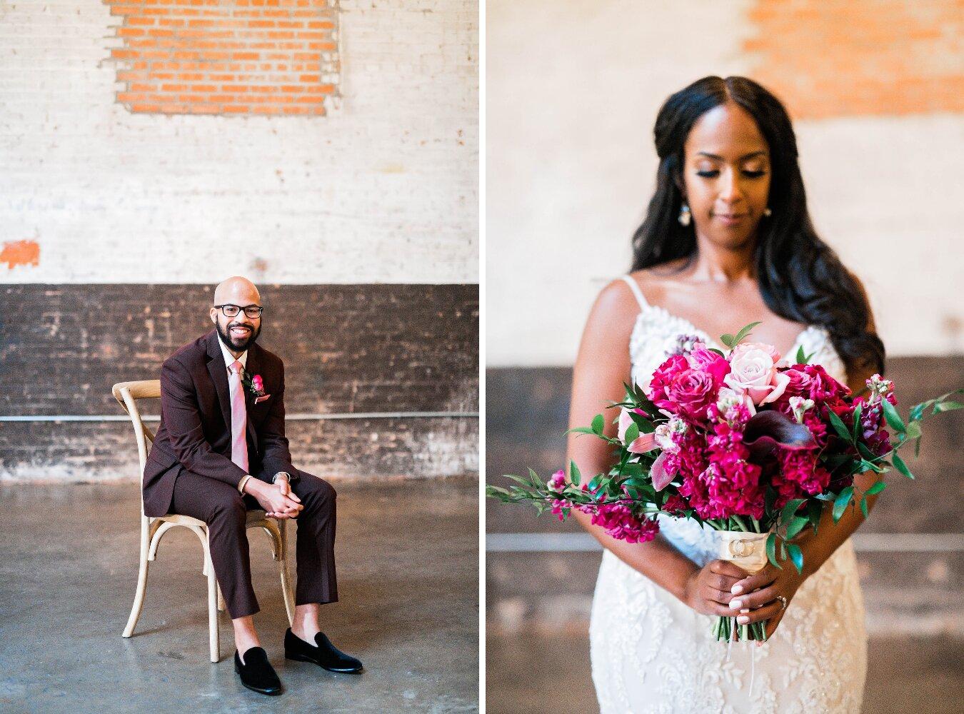 Dallas Wedding- Pharris Photography- Couple- Sophie + Kellen- Bride- Groom