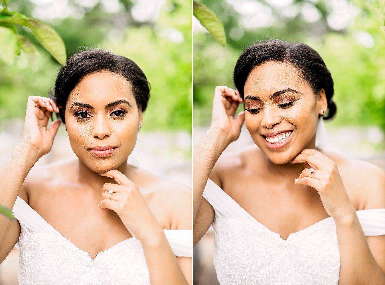 Pharris Photography- Bridal Portraits- McGovern Garden- Houston Bride- Kristin Brown