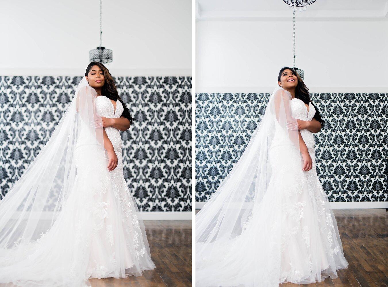 Pharris Photography- Bridal Portraits- Studio Bellas- Dallas Bride- Erica Saunders