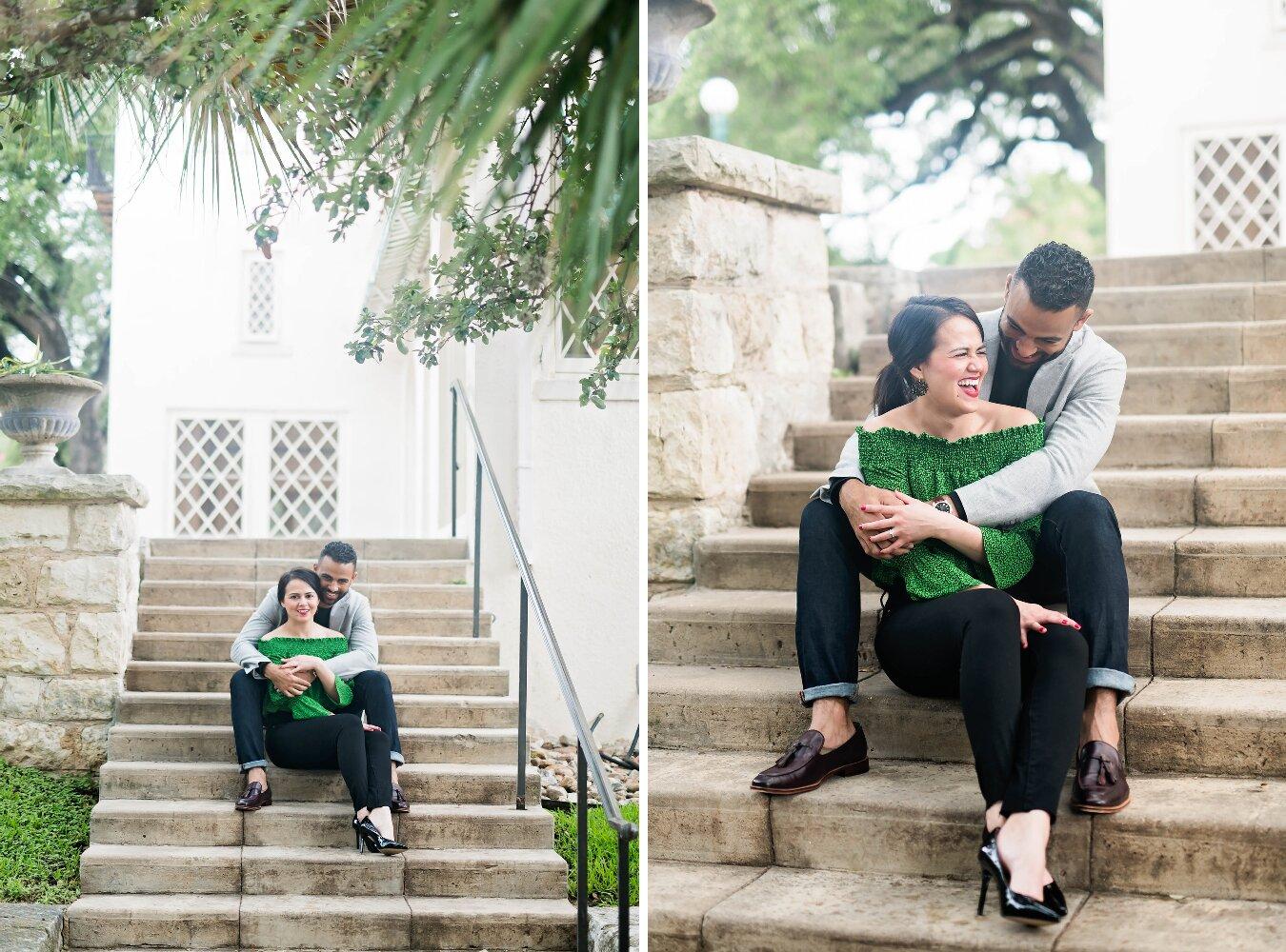 Austin Engagement- Pharris Photography- Engagement Session- The Contemporary Austin- Laura + Phil