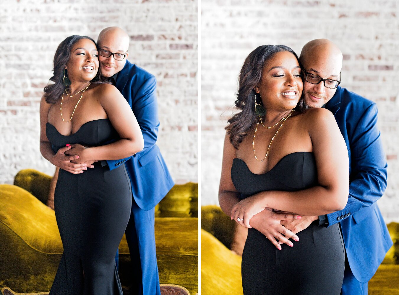 Houston Engagement- Pharris Photography- Engagement Session- Maria + Eric