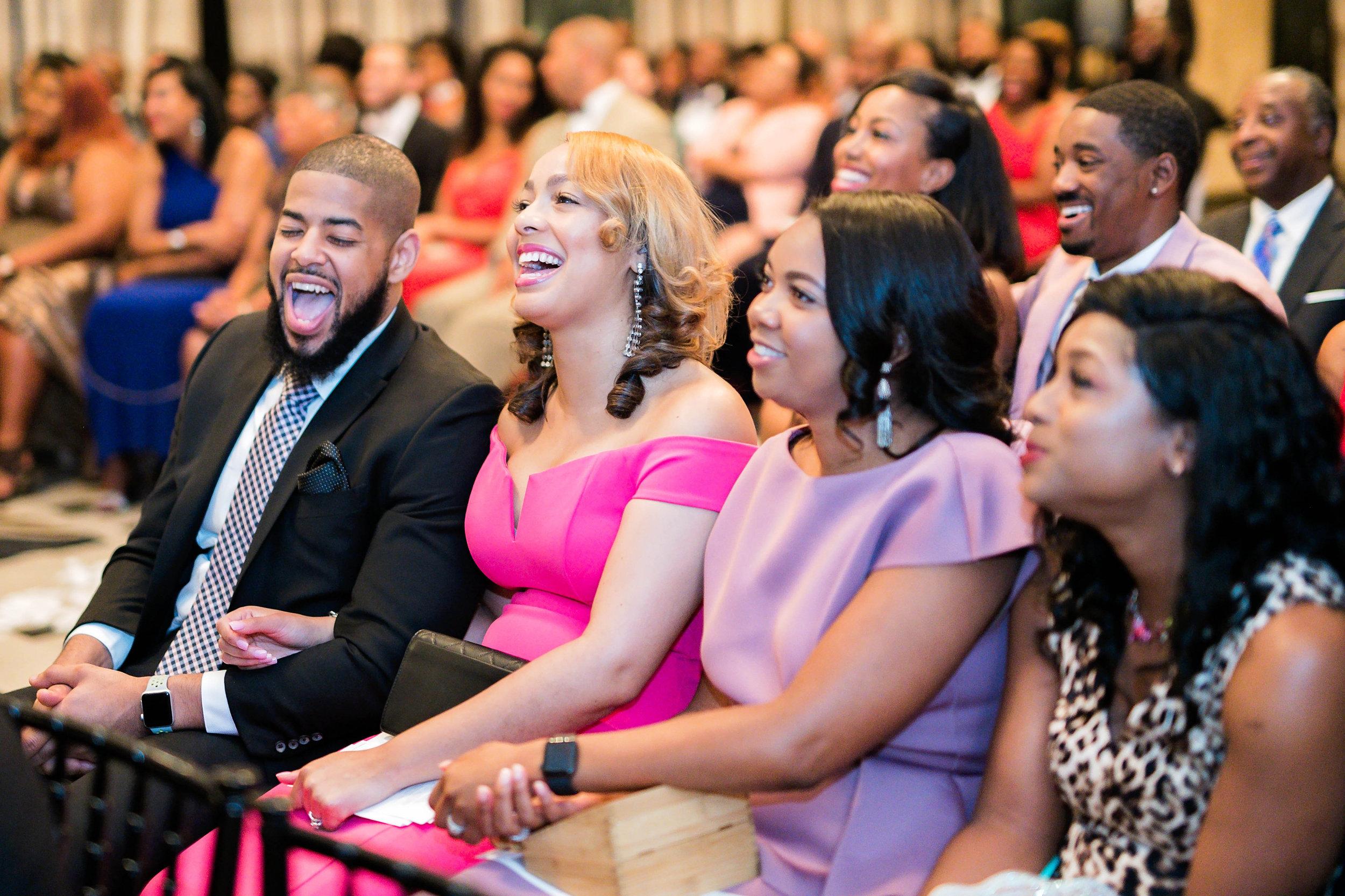 Tulsa Wedding- Pharris Photography- Ceremony- Darla + Quinton- Guests