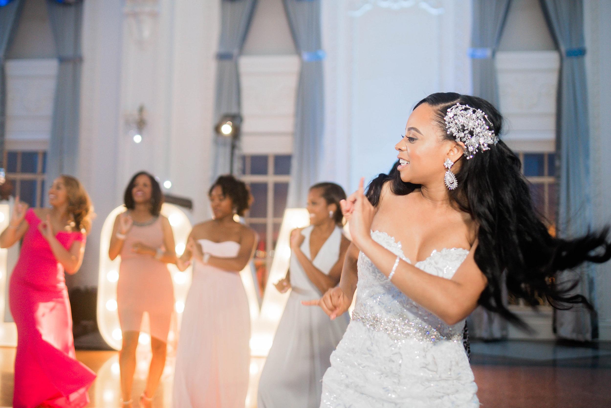 Tulsa Wedding- Pharris Photography- Reception- Darla + Quinton- Sorority